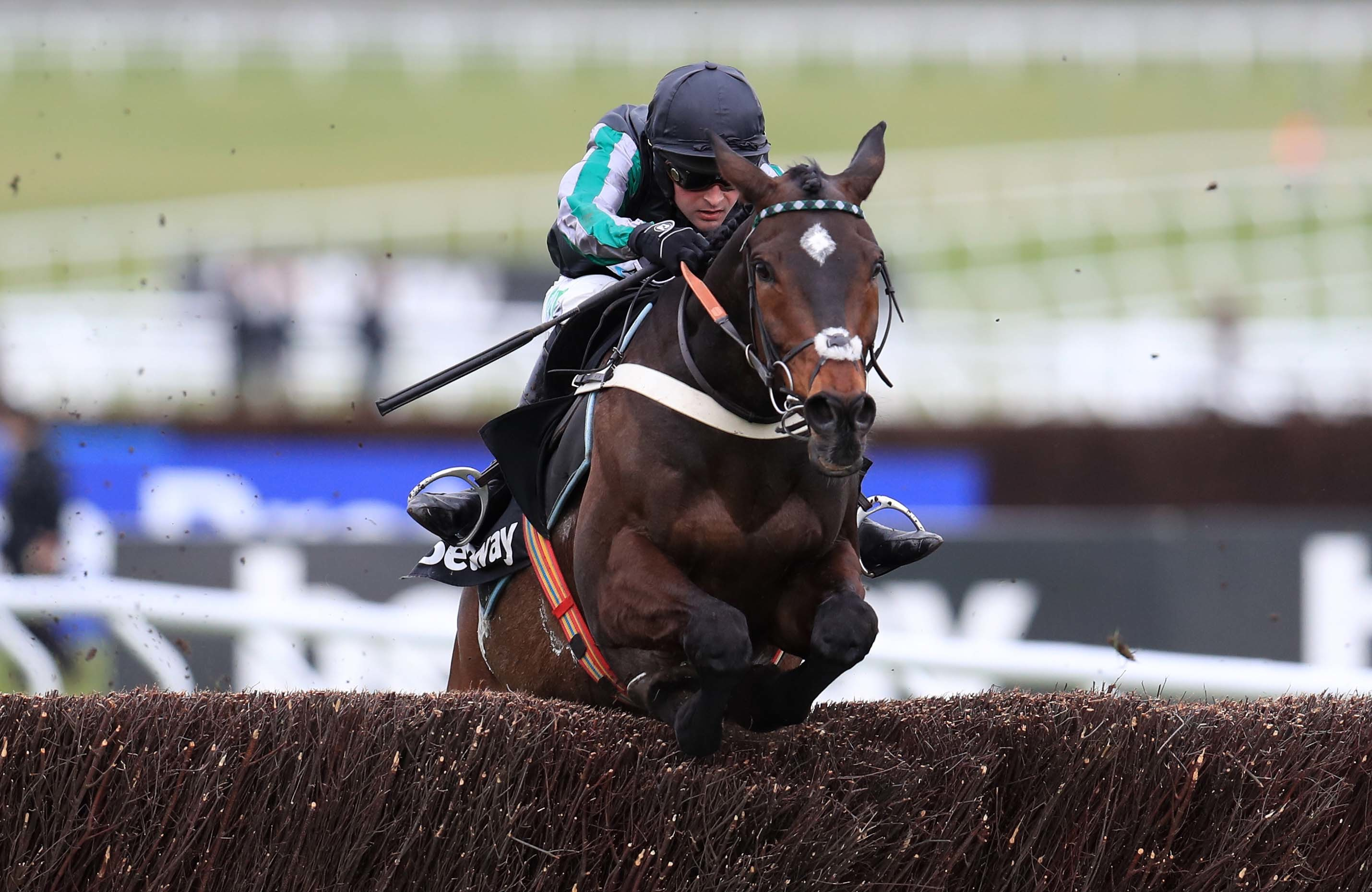 CLARENCE HOUSE CHASE (GR1) - Trop facile pour Altior