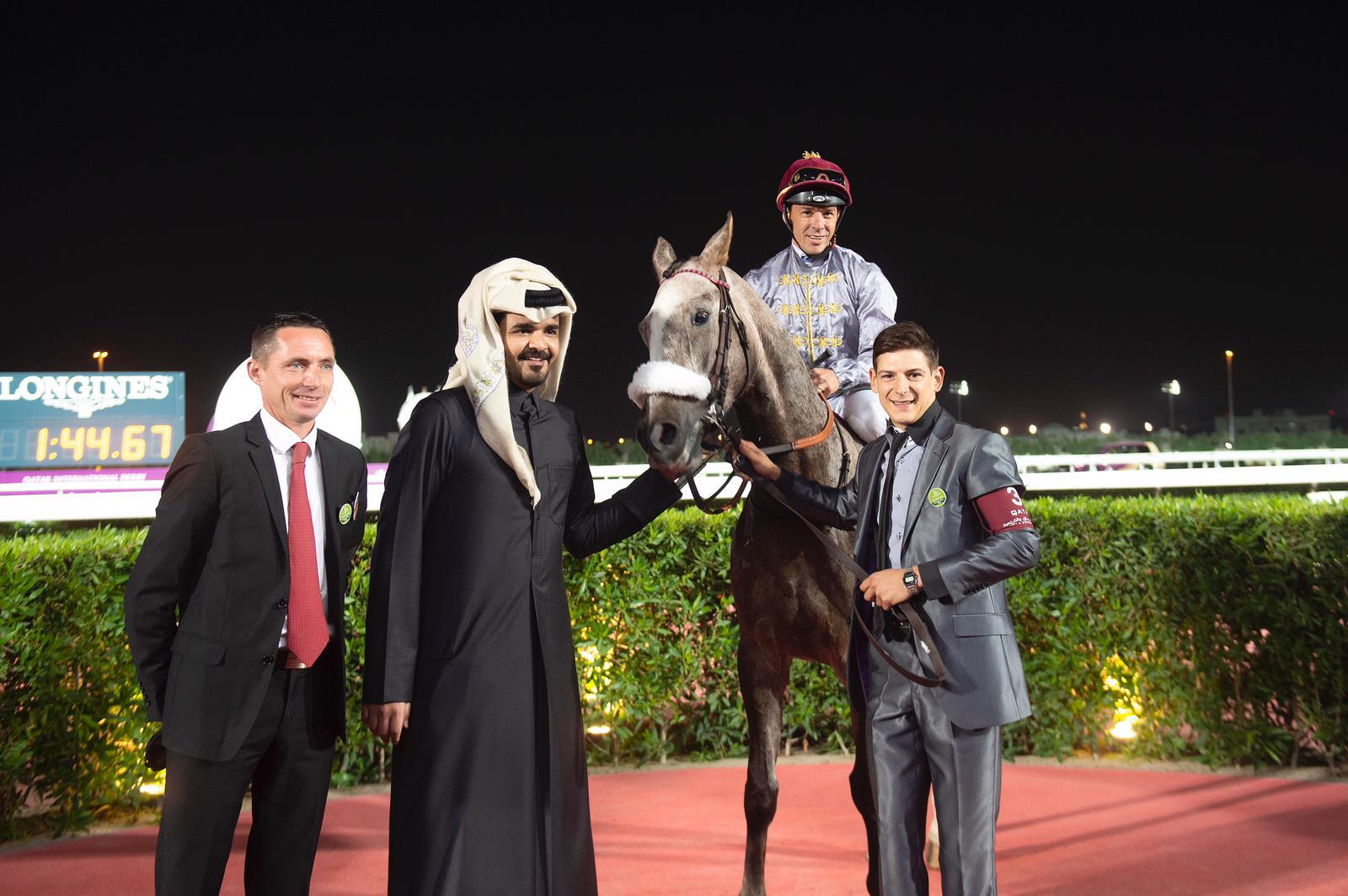 QATAR DERBY - Amir Al Cham posts his biggest win