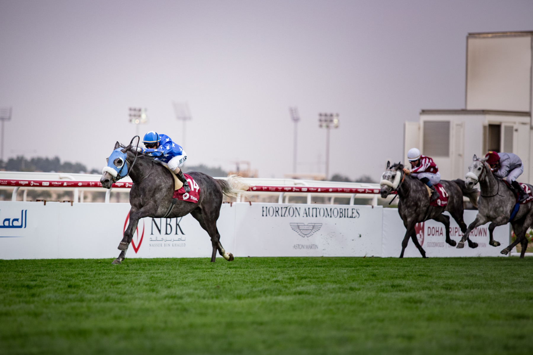 QATAR INTERNATIONAL STAKES (Gr1 PA) - Ebraz, le successeur