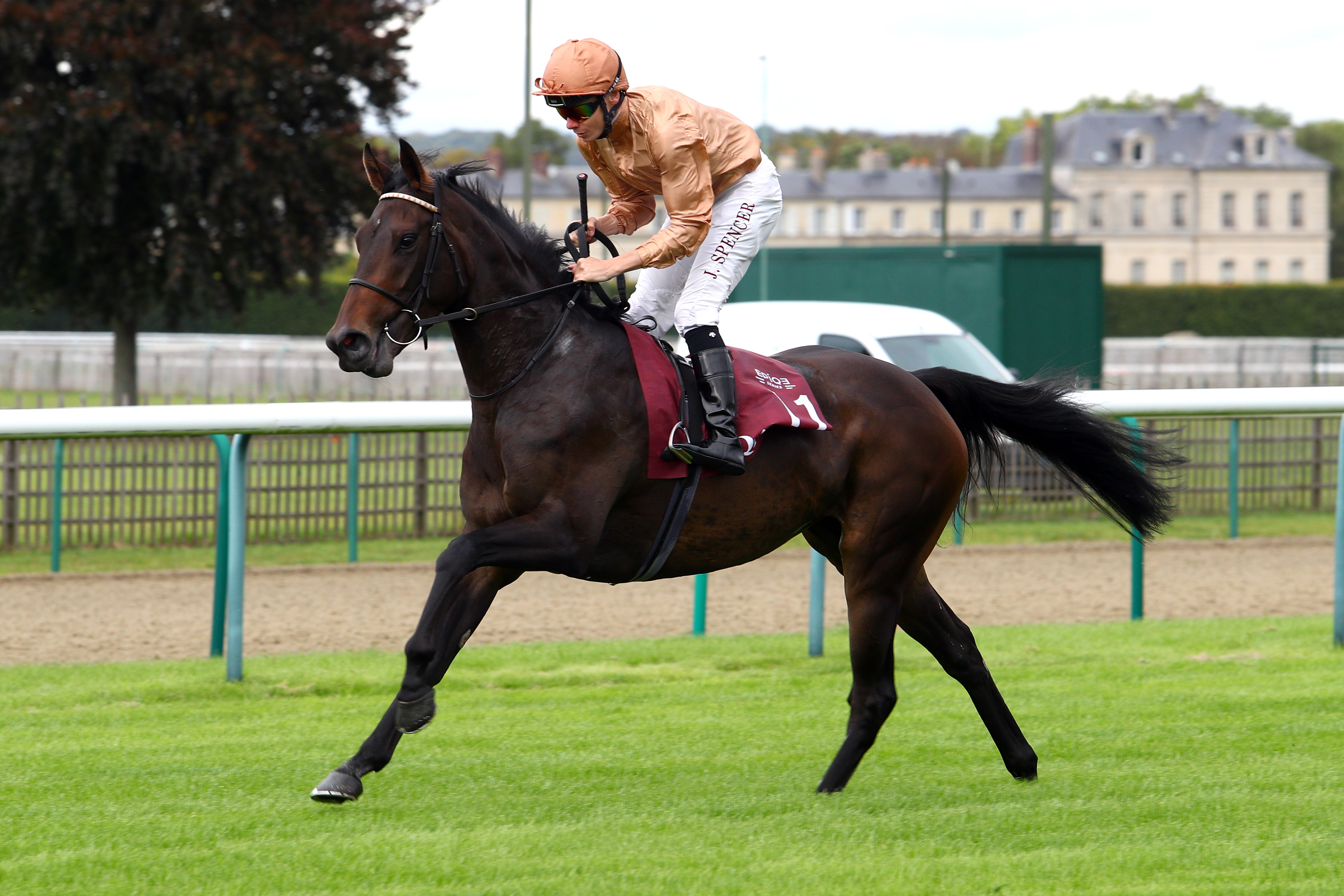 QATAR LILLIE LANGTRY STAKES (GR2) - Nathaniel, puissance trois