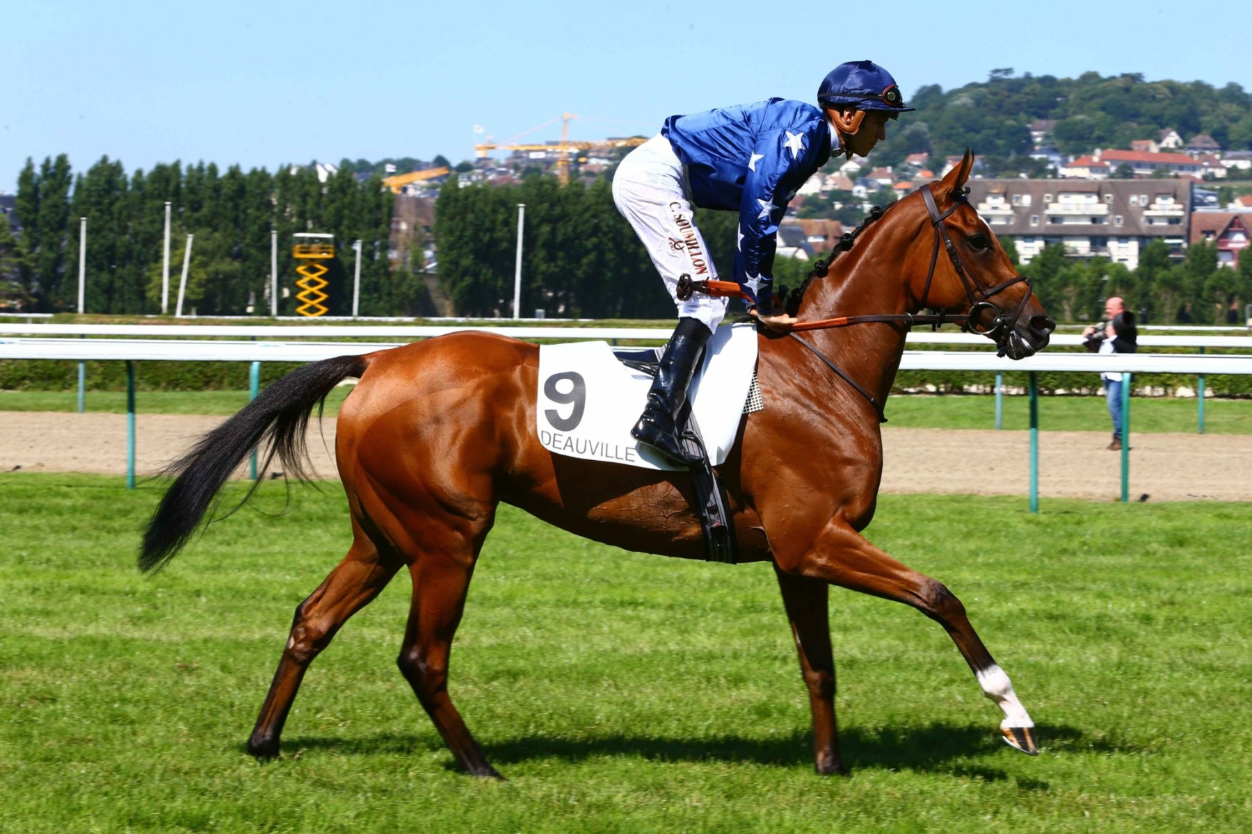 KINGDOM OF BAHRAIN SUN CHARIOT STAKES (GR1) - Les Siyouni françaises attaquent en force
