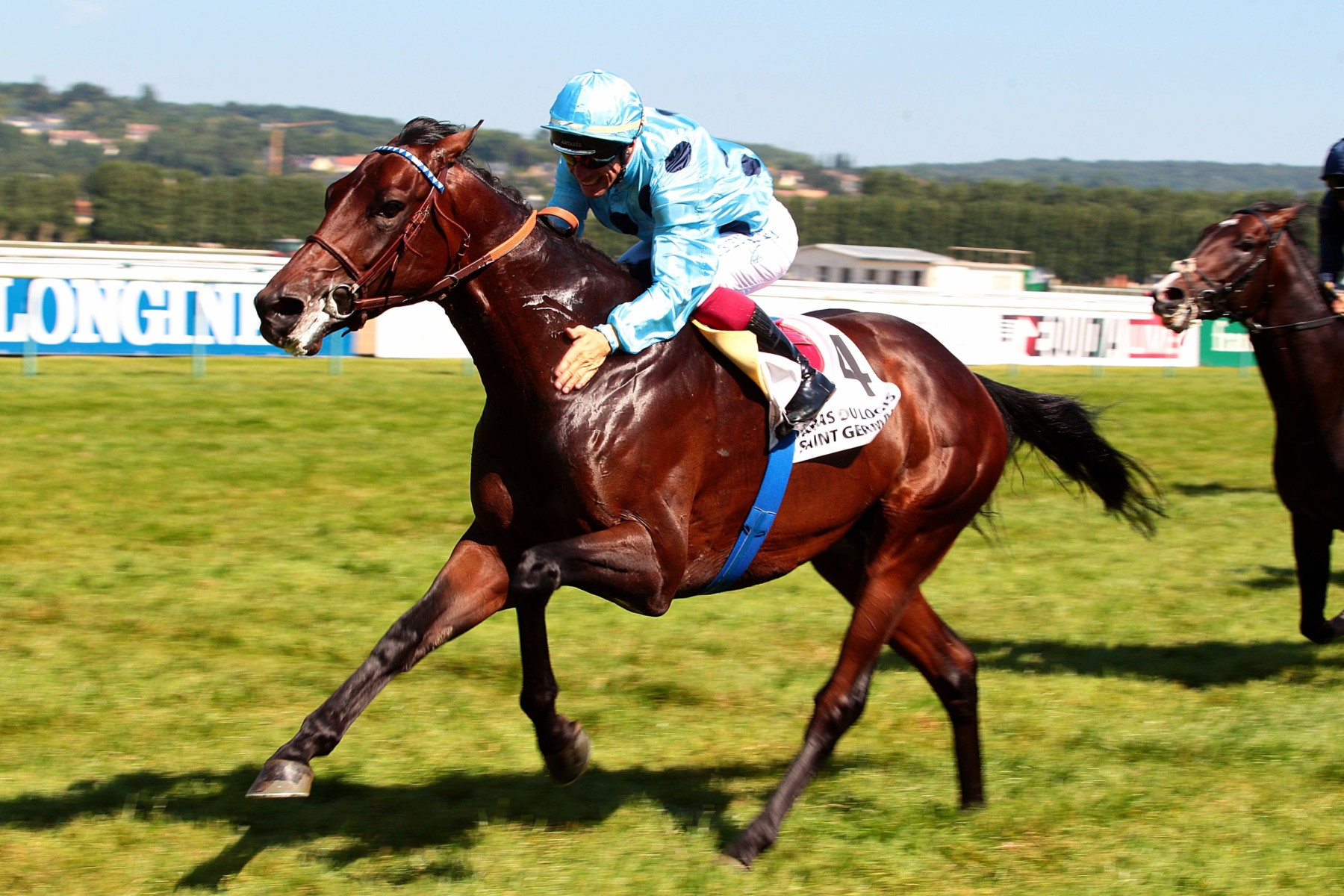 Almanzor/Arc : les explications de Jean-Claude Rouget