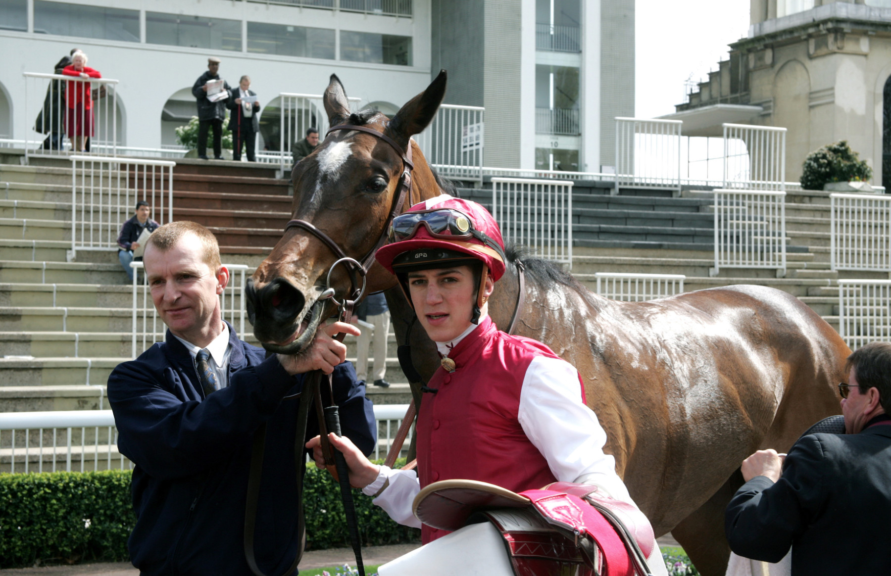 "DUBAI FILLIES' MILE (GR1) - Sobetsu face aux ""O'Brien"