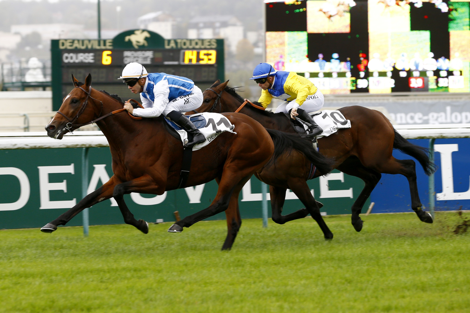 PRIX VULCAIN (L) - Maniaco justifie son programme ambitieux