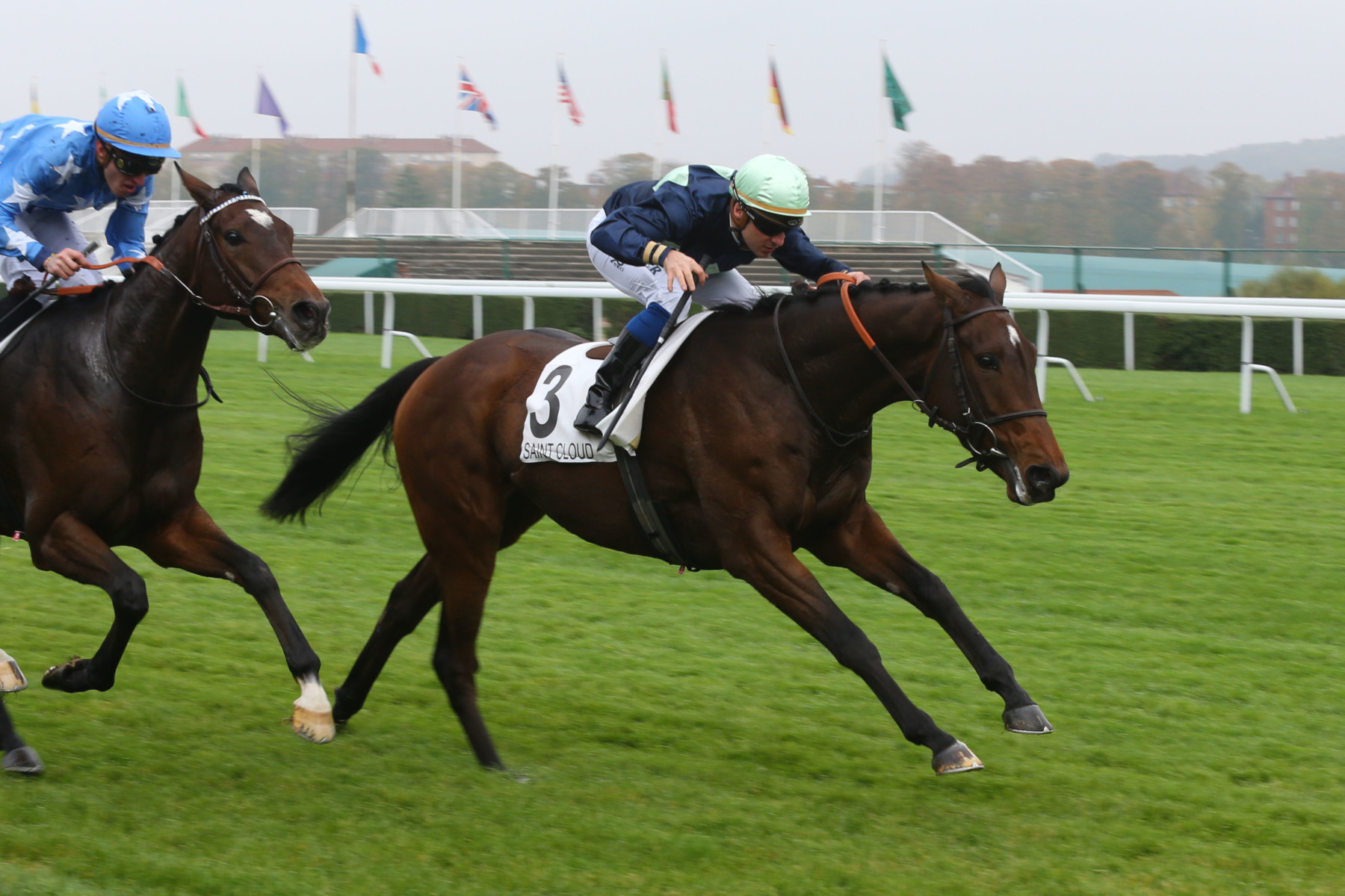 PRIX KASTEEL (B) - Traffic Jam repart