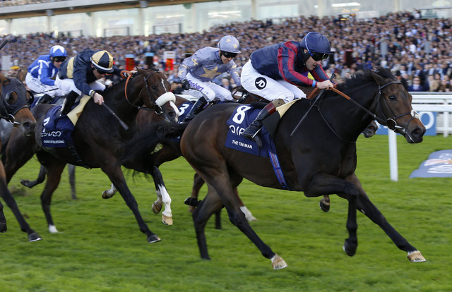 QIPCO BRITISH CHAMPIONS SPRINT STAKES (Gr1) - Cent mètres de trop pour Signs of Blessing