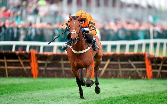 THE WORCESTER NOVICES' CHASE (Gr2) - Thistlecrack peut rester invaincu en steeple