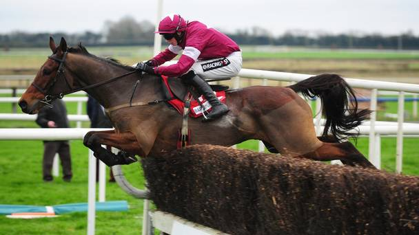 CHAMPION CHASE (GR1) - Le french bred Valseur Lido atomise l'opposition