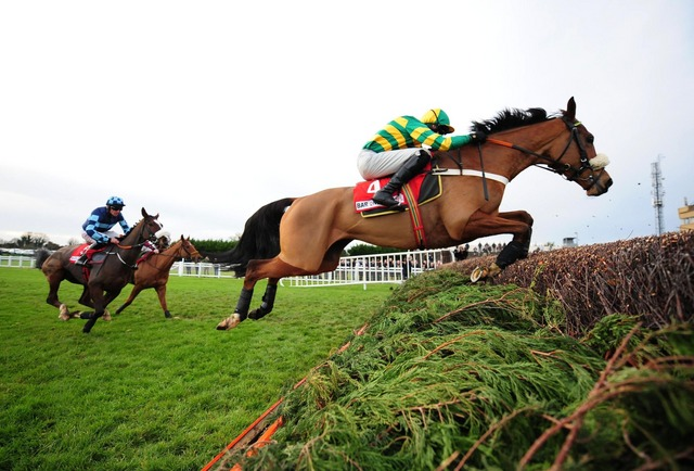 BAR ONE RACING DRINMORE NOVICE CHASE (GR1) - Un premier Gr1 pour Coney Island