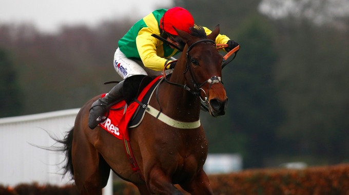 TOLWORTH HURDLE (GR1) - Finian's Oscar trop fort pour Capitaine