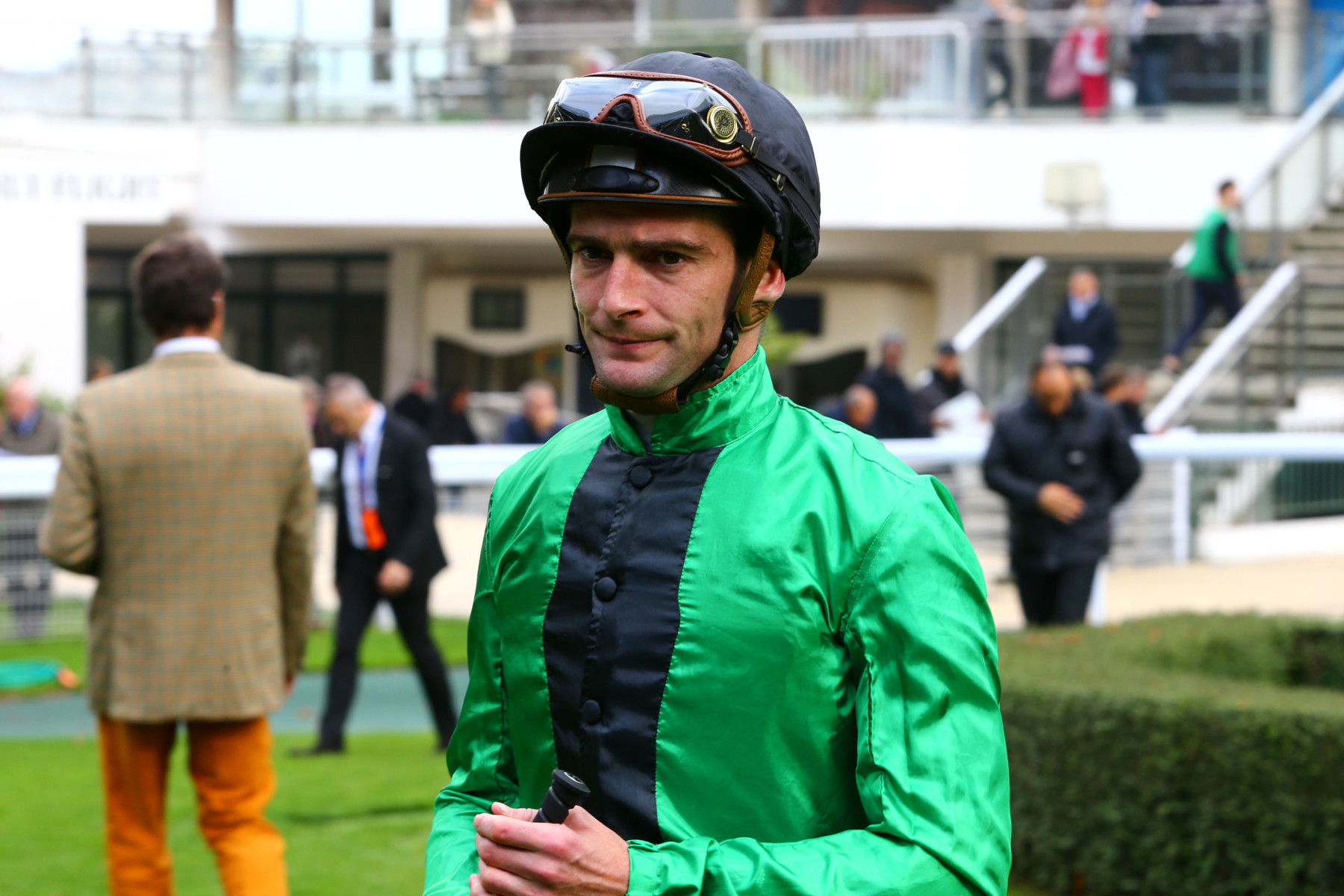 La Commission d'appel de France Galop confirme la suspension de Jonathan Plouganou