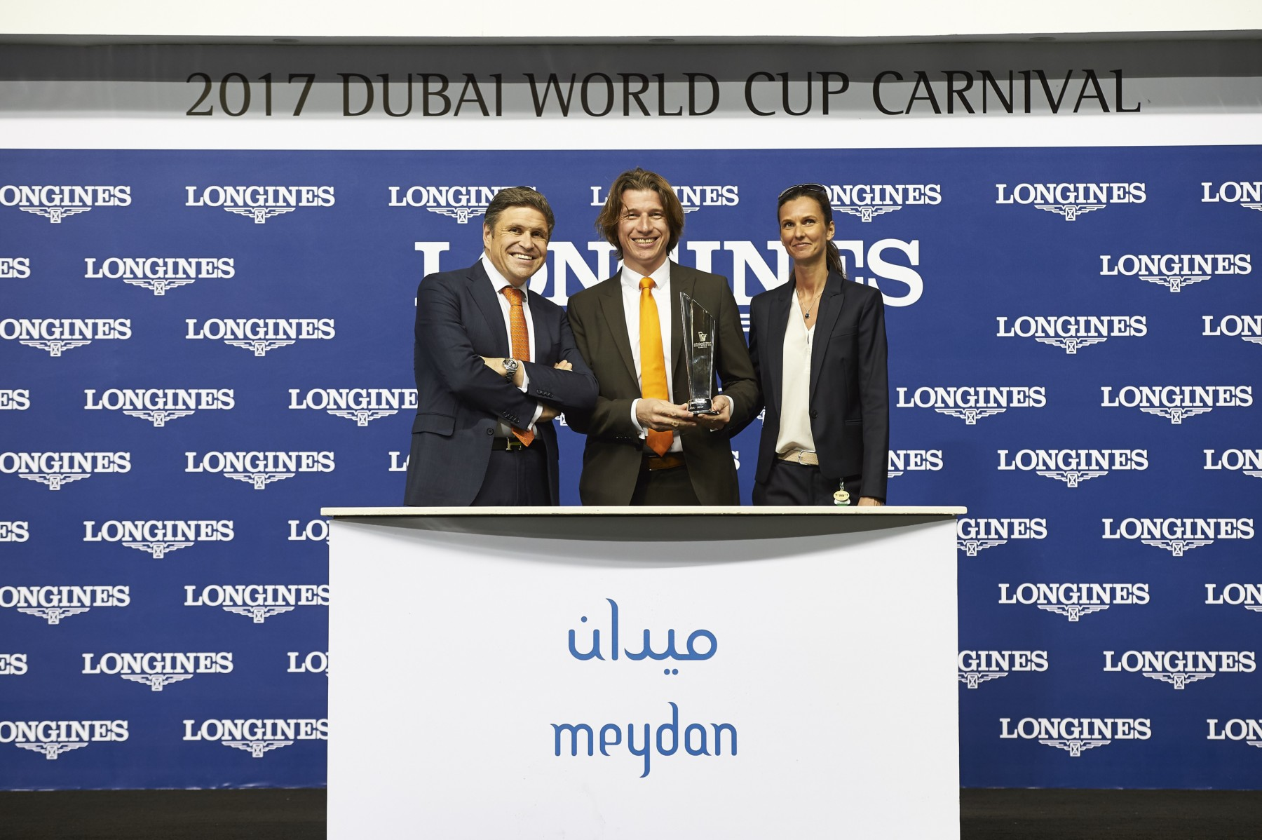 Golden Wood s'impose à Meydan pour Nicolas Caullery : « J'ai gagné ma World Cup ! »