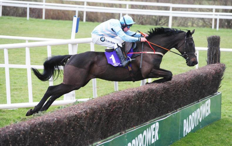 WE SHOW ALL LIVE RACING CHASE (GR3) - Alisier d'Irlande envisage un retour en France