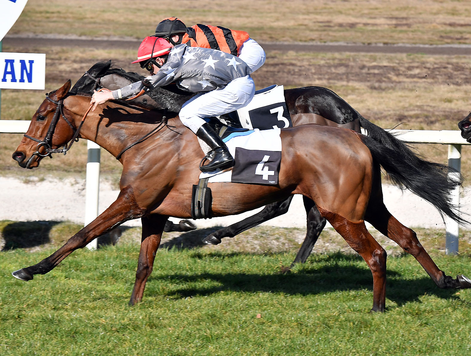 PRIX DE TAURIAC (E) - Running Waters au balancier