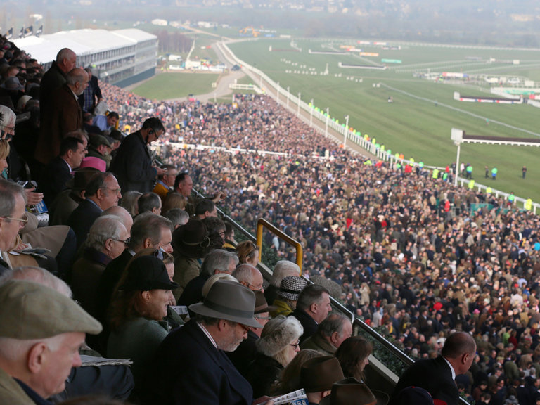 Festival de Cheltenham 2017 : and away they go !