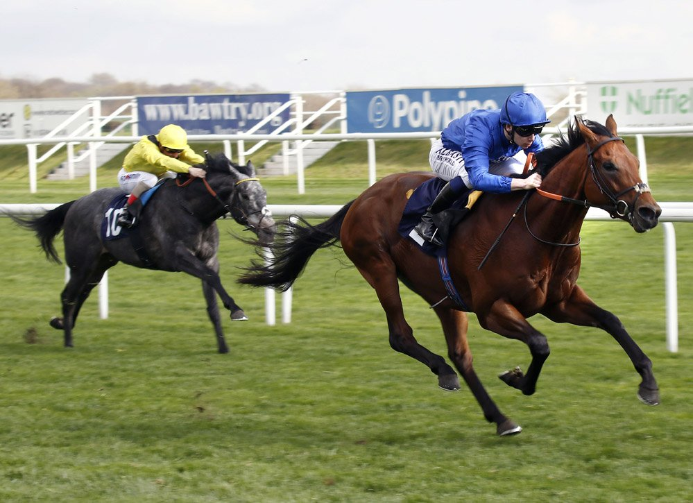 GREENHAM STAKES (GR3) - Une impression à confirmer pour Dream Castle