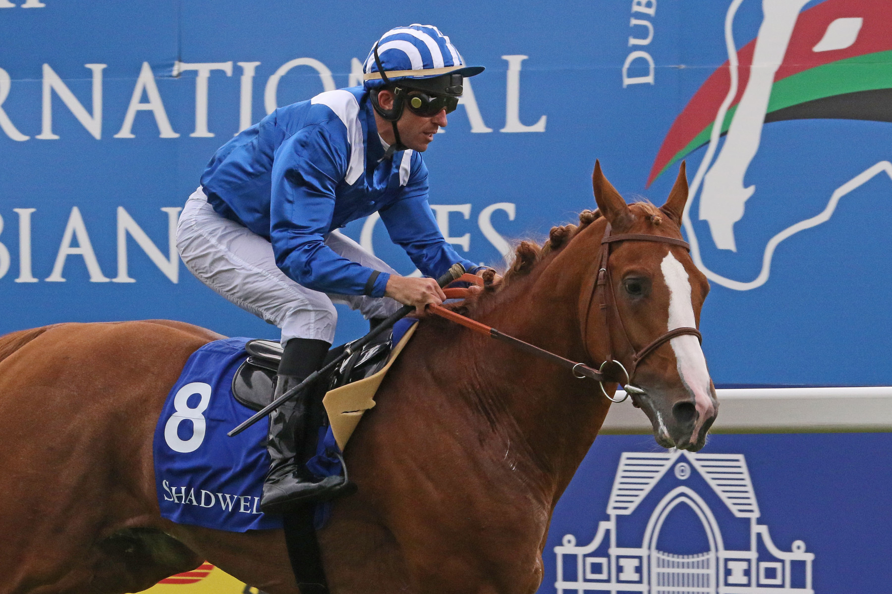 The Dubai International Arabian Races and its Anglo-French history