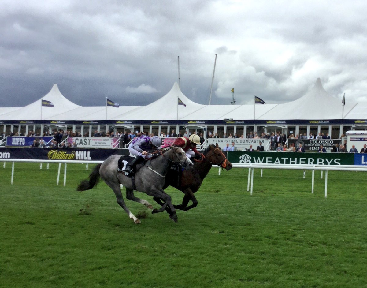 WAINWRIGHTS FLYING CHILDERS STAKES (GR3) - Heartache surprend Havana Grey et gagne