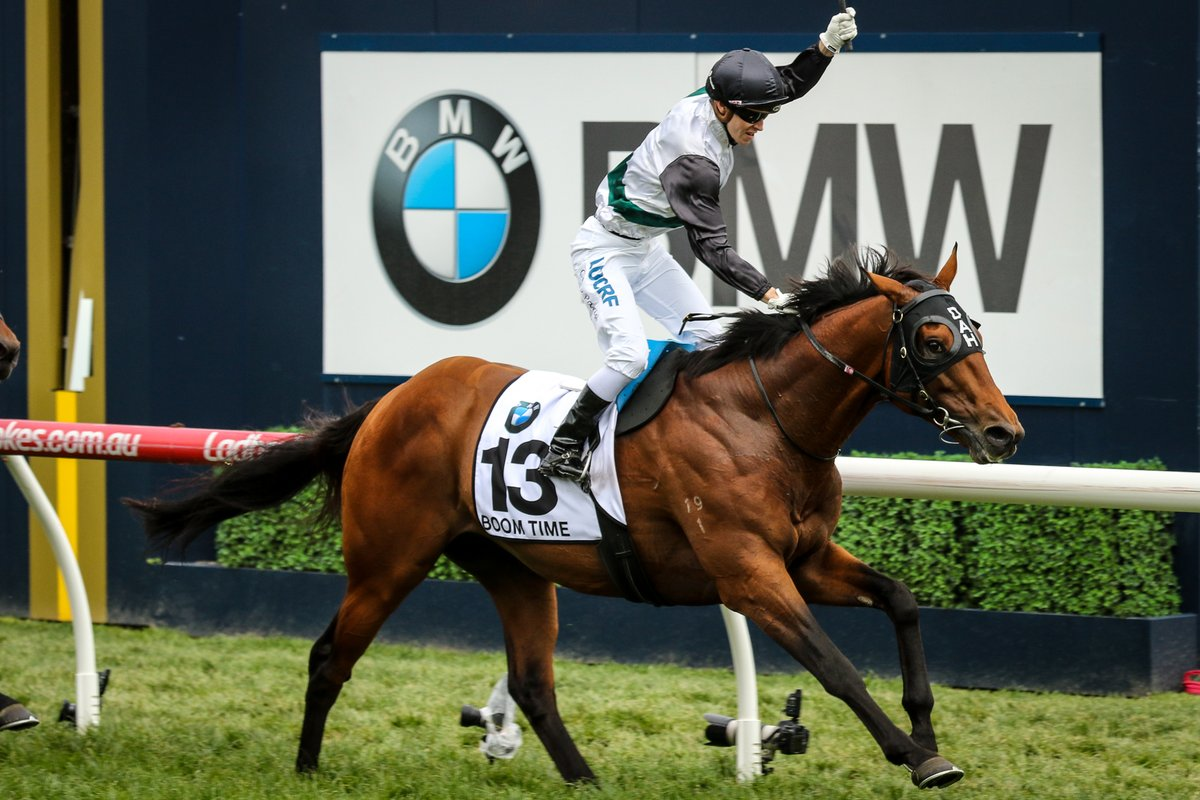 CAULFIELD CUP (GR1) - Boom Time, un miracle à 50/1