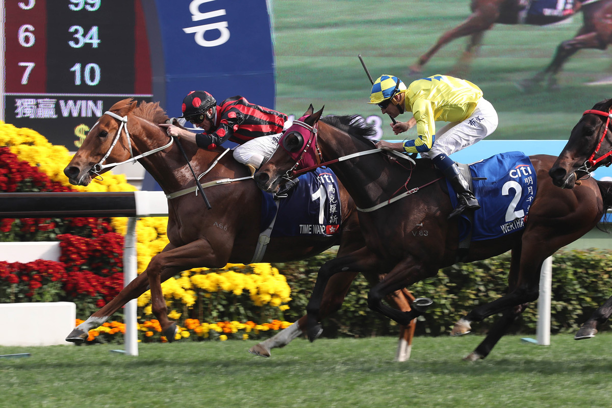 HONG KONG GOLD CUP (GR1) - Time Warp, dix-neuf ans après Jim and Tonic