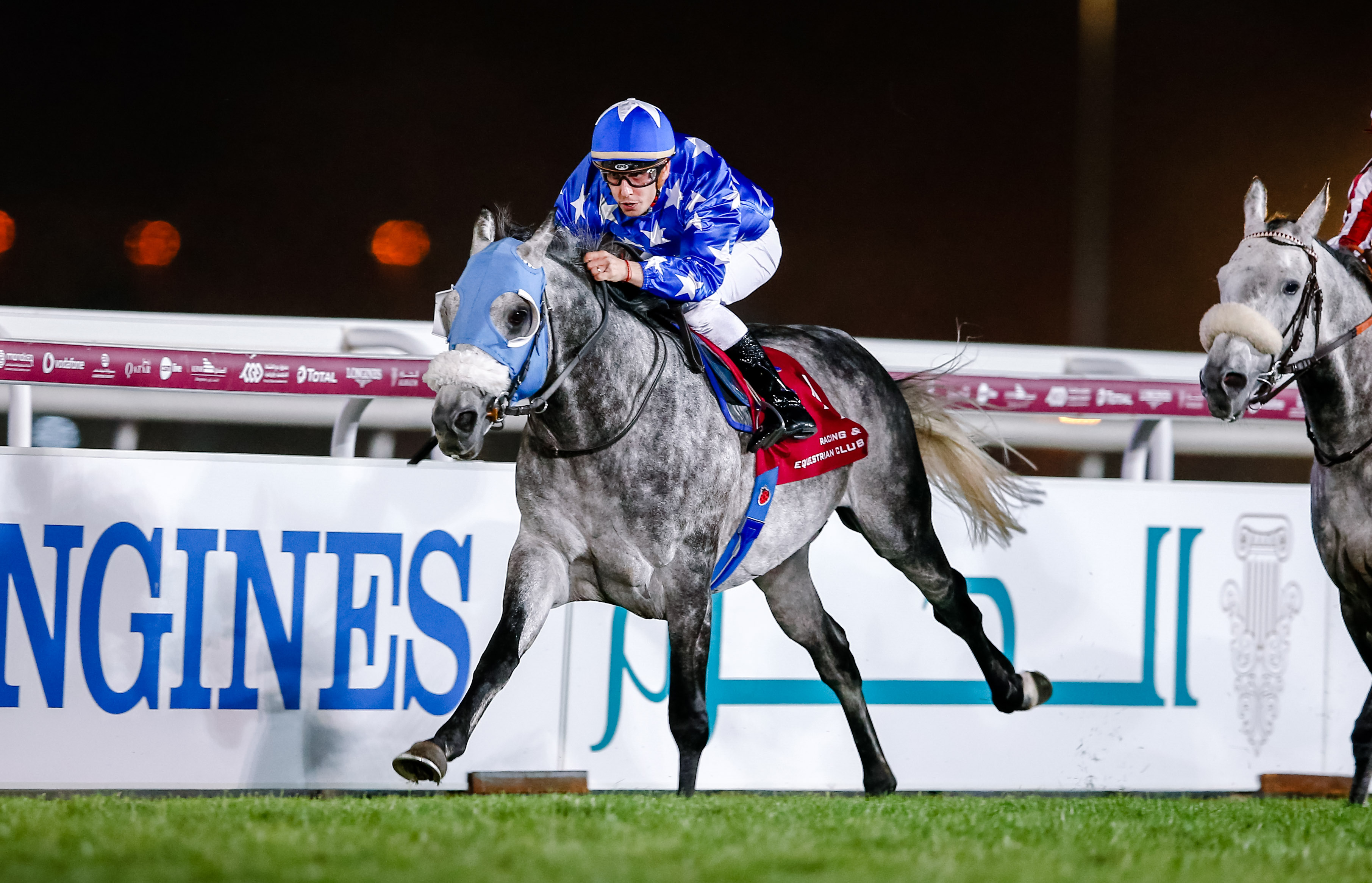 QATAR GOLD SWORD - GAZWAN HOLDS ON TO HIS TITLE