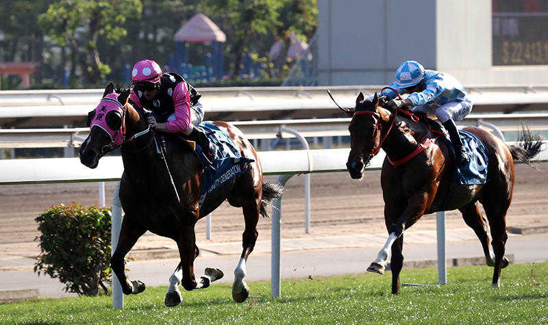 QUEEN'S SILVER JUBILEE CUP (GR1) - Beauty Generation face aux sprinters