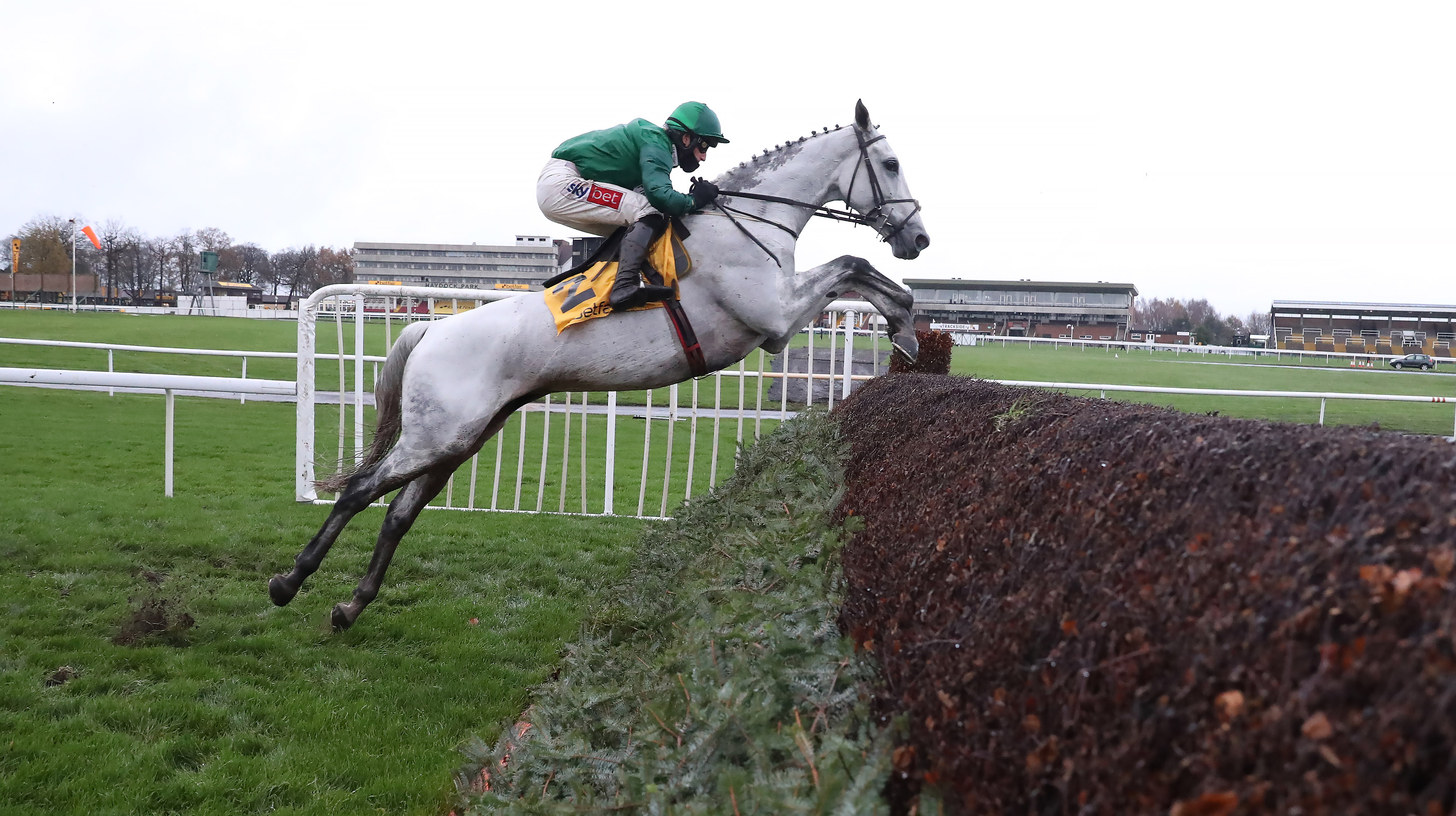 Betfair Chase (Gr1) : Bristol de Mai, the Third