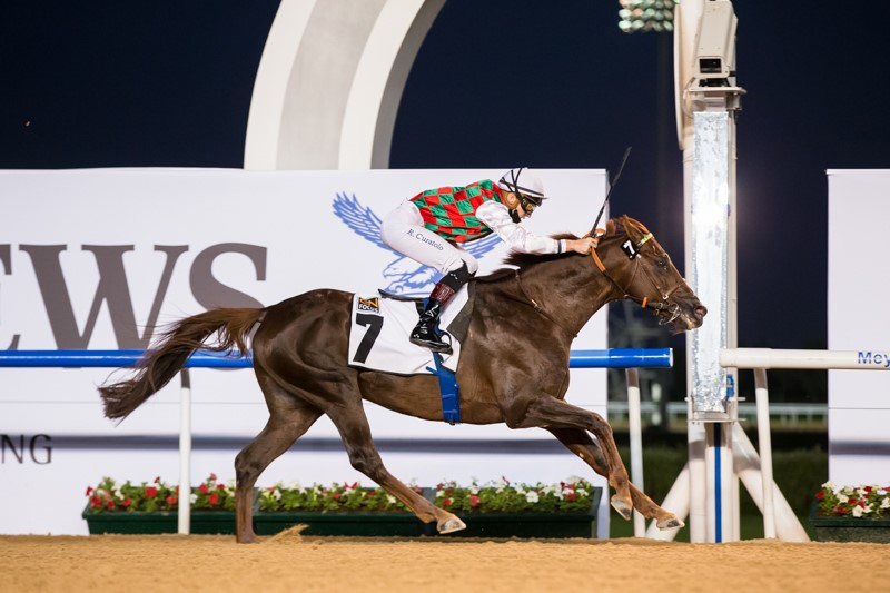 AL MAKTOUM CHALLENGE ROUND 3: BRRAQ LOOMS AS A SERIOUS KAHAYLA CLASSIC CANDIDATE