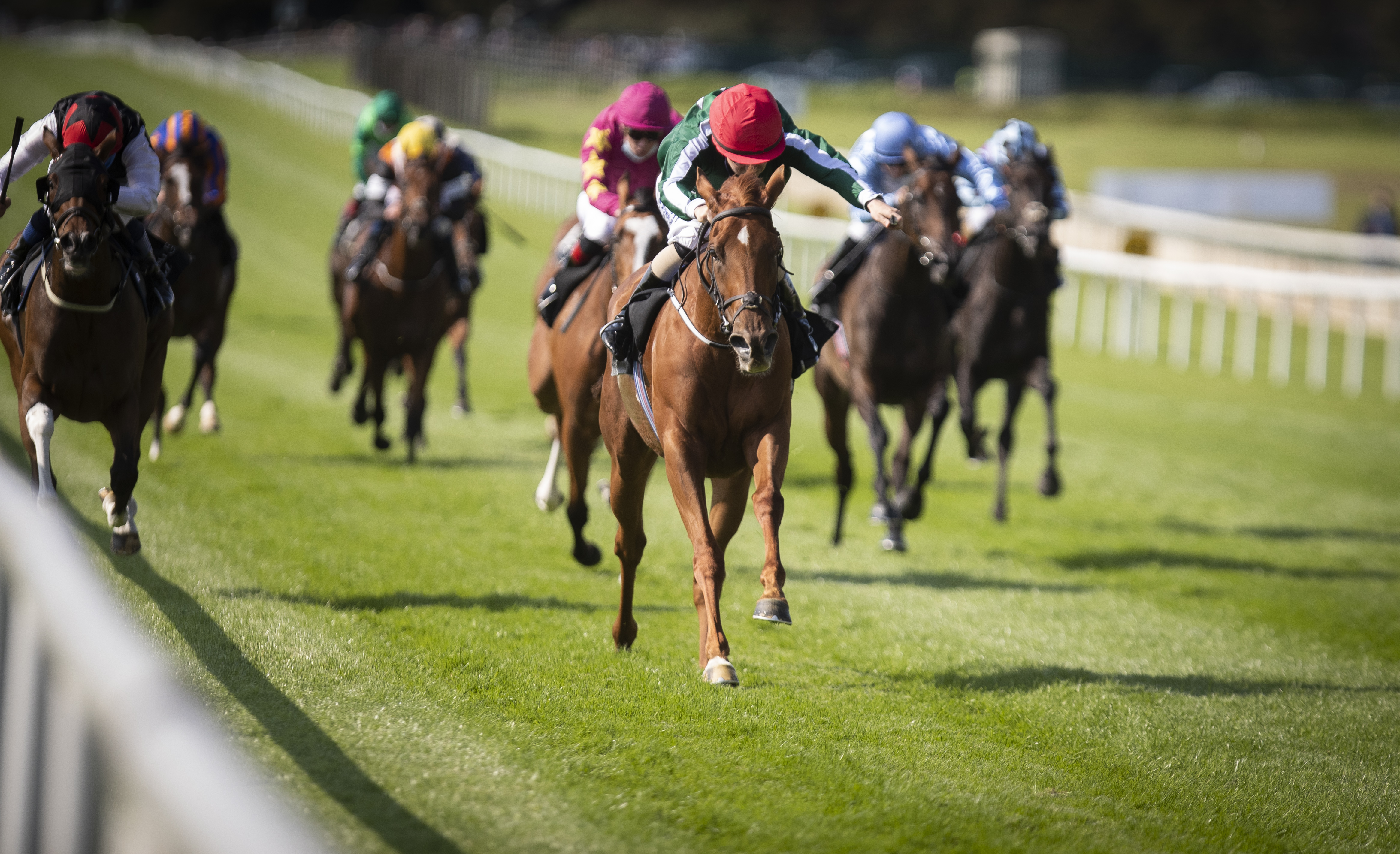 Derrinstown Stud Flying Five Stakes (Gr1) : Glass Slippers au top pour l'Abbaye de Longchamp