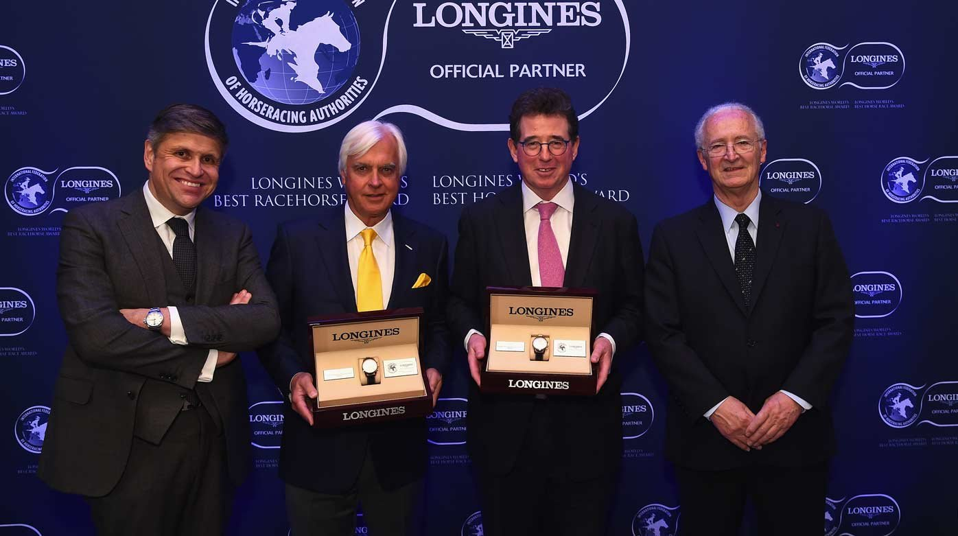La cérémonie des Longines World's Best Racehorse et World's Best Horse Race en direct sur internet