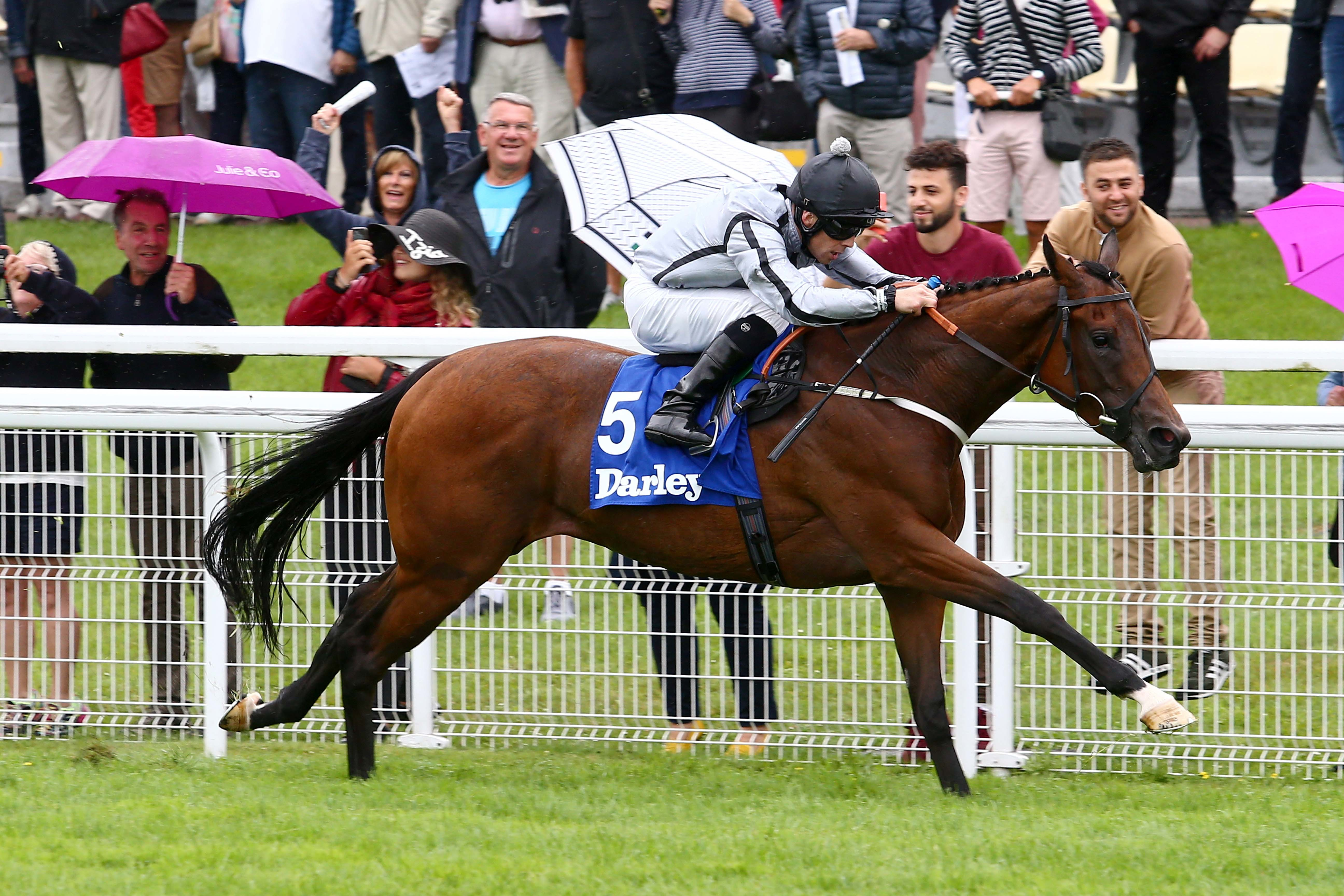 Darley Prix Morny (Gr1) - Comedy pour une casaque new-yorkaise