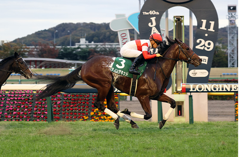Tokyo Sports Hai Nisai Stakes (Gr3) : Danon the Kid, fils d'Epic Love, marque des points