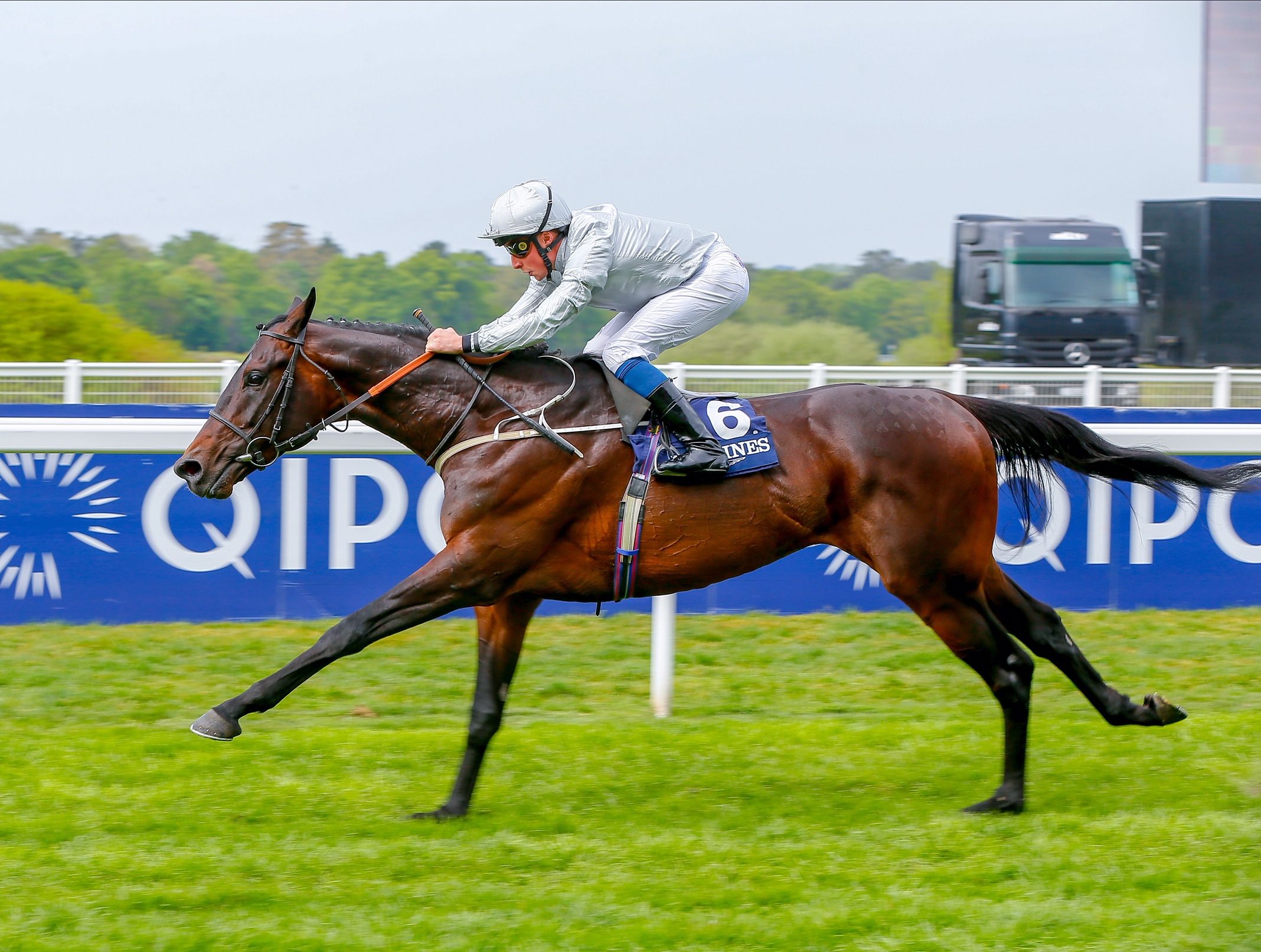 Weatherbys Hamilton Stayers Million - Dee ex Bee rêve du million