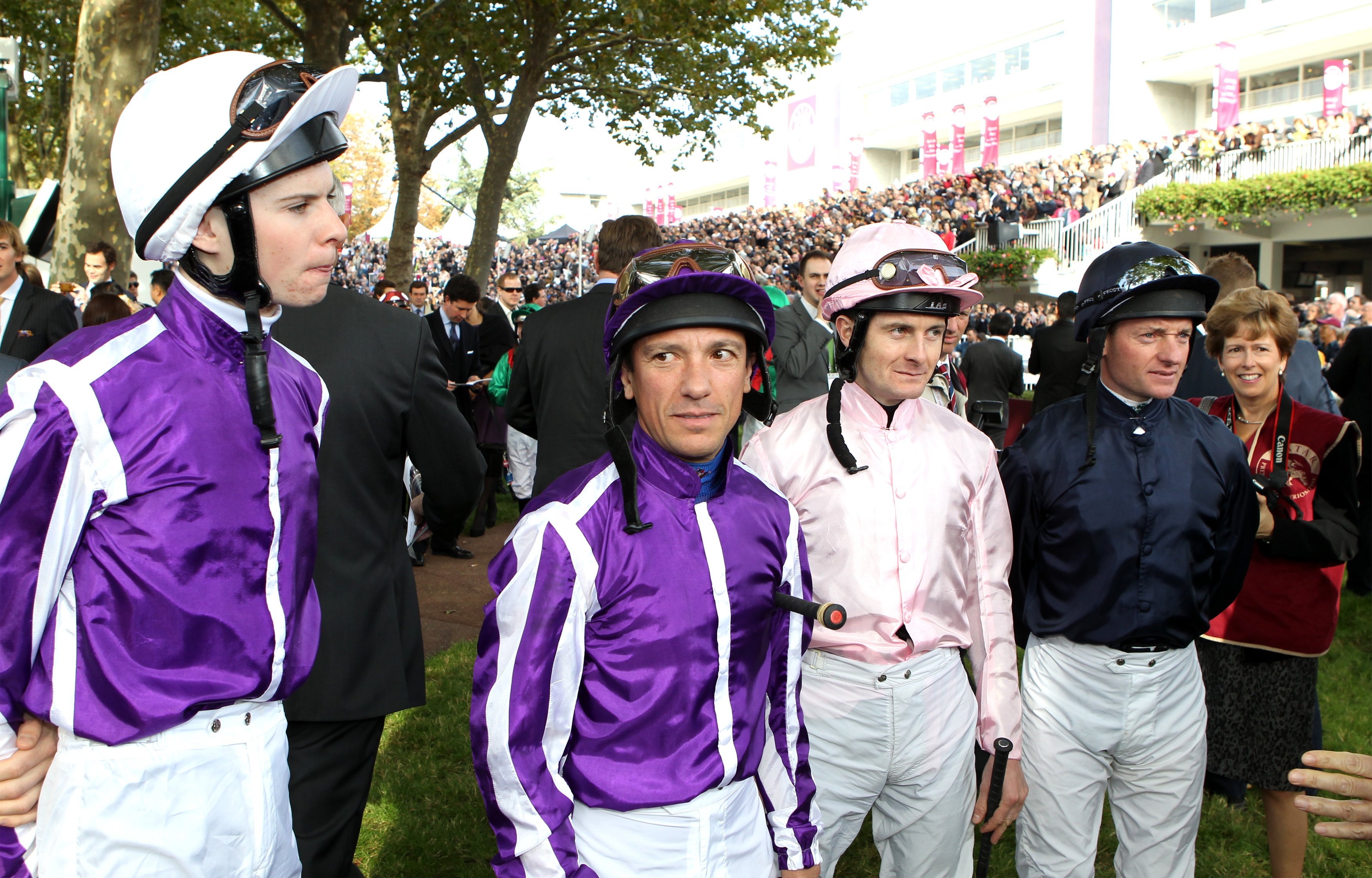 THE DERBY (GR1) - Les O'Brien en force, Dettori sur Circus Maximus