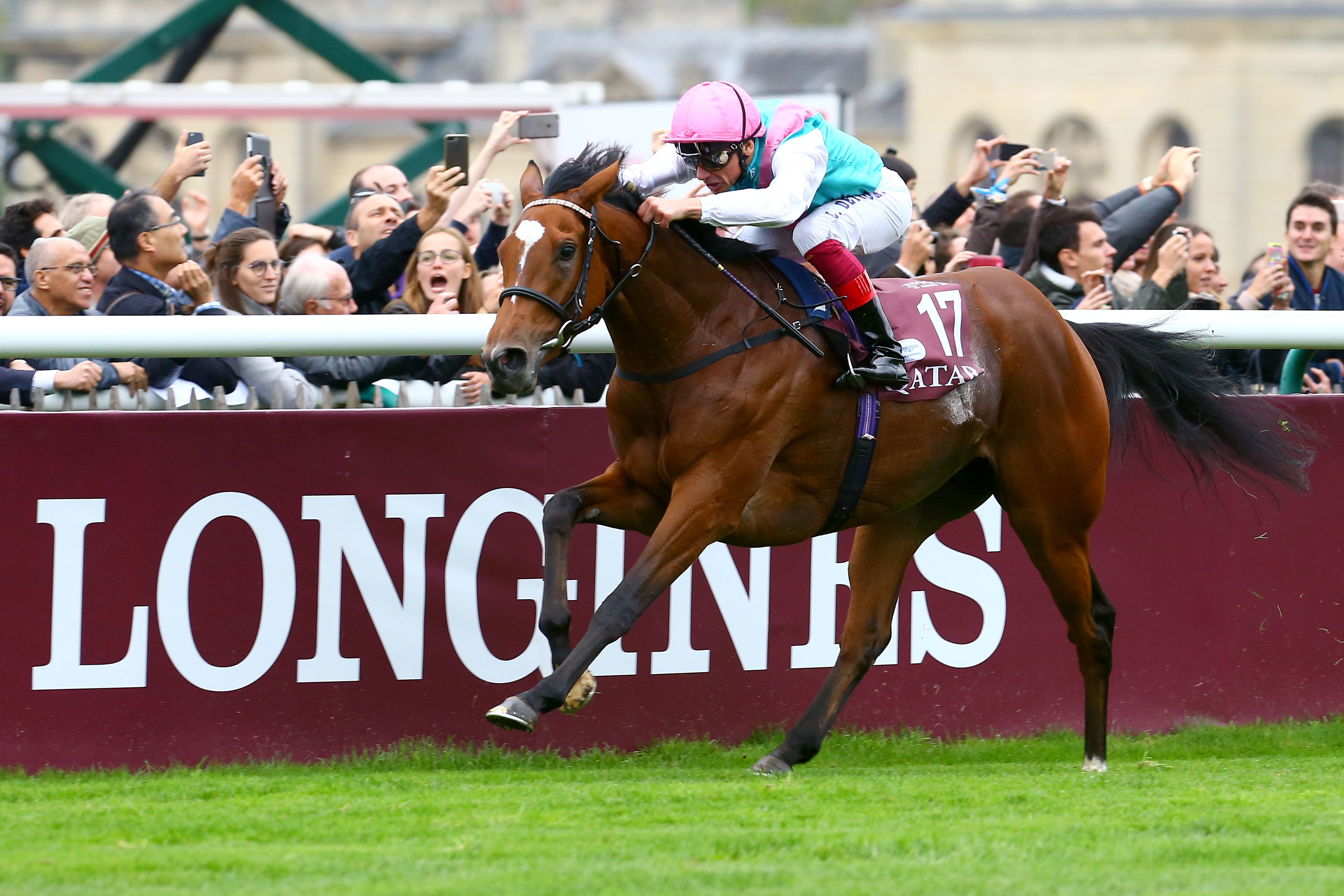 September Stakes (Gr3) - Enable vers les September Stakes