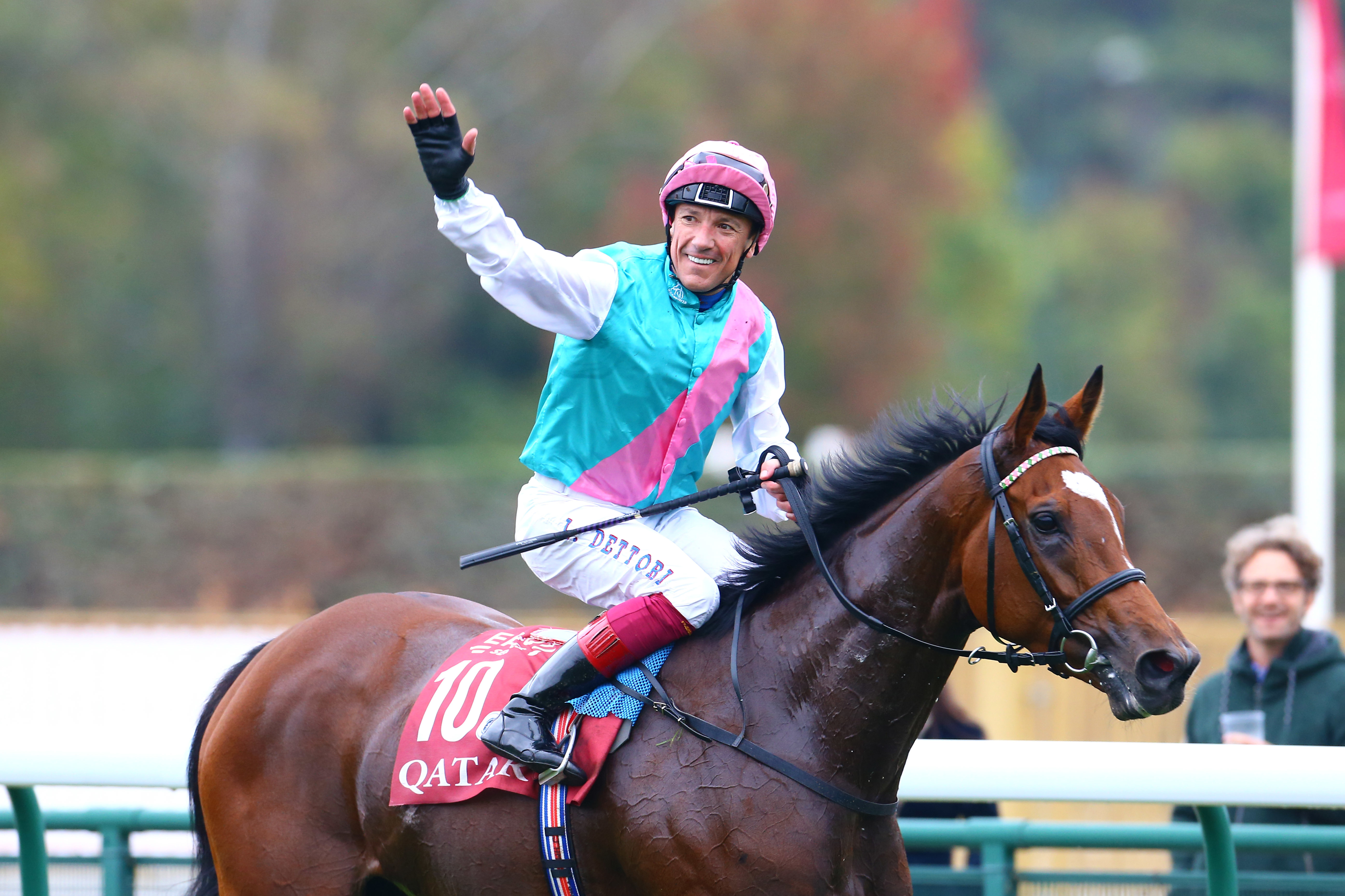 Juddmonte International Stakes : Enable maintenue, même si elle vise les Yorkshire Oaks