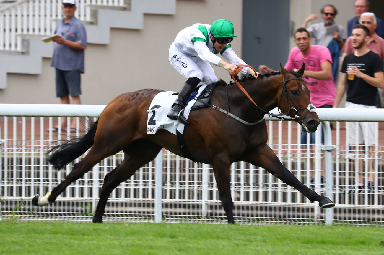 PRIX TABOUN (MAIDEN) - Exalted Angel, facétieux et … chanceux !