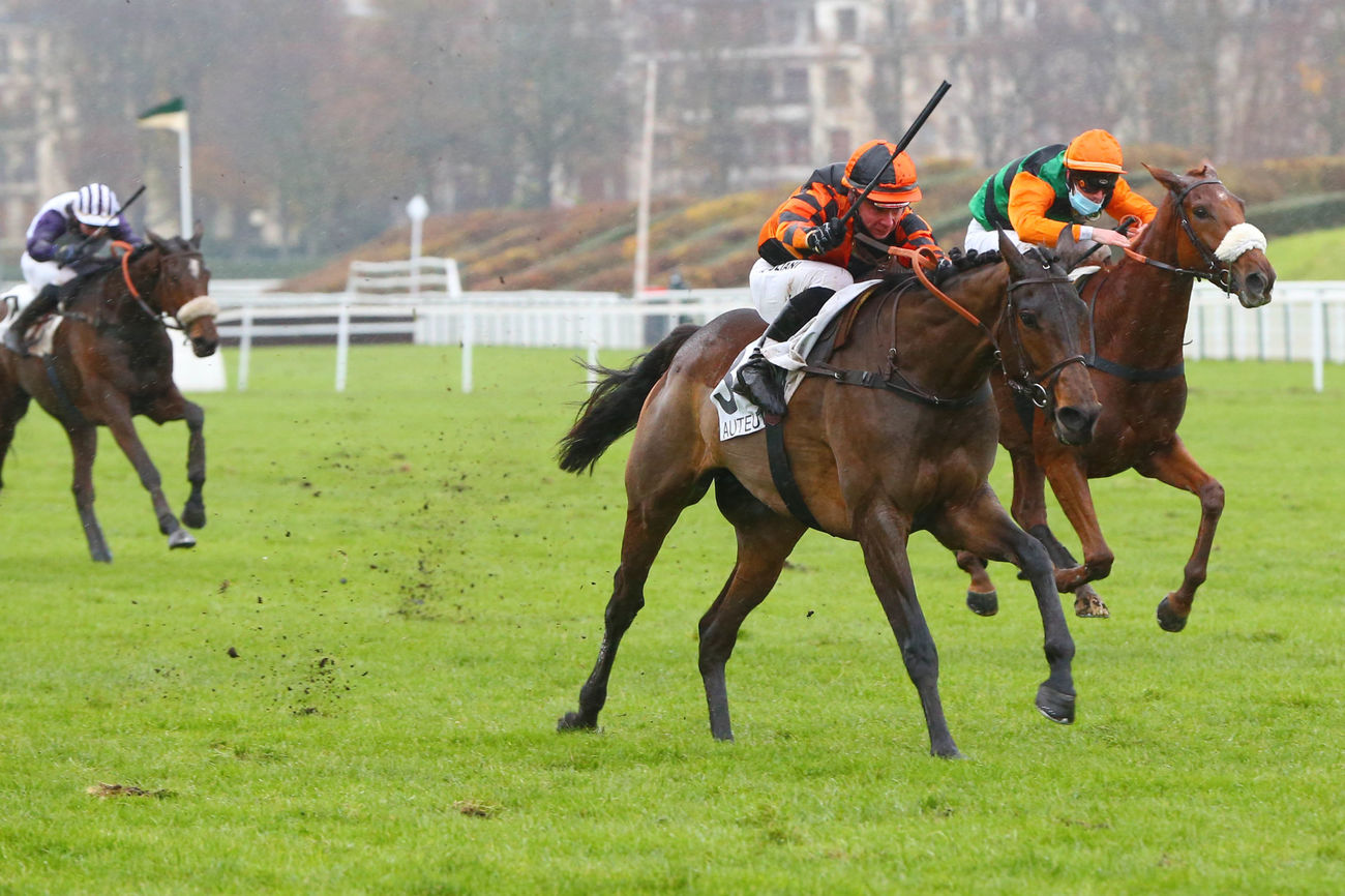 Prix Le Pontet (Steeple-Chase) : Fix at All ouvre son palmarès