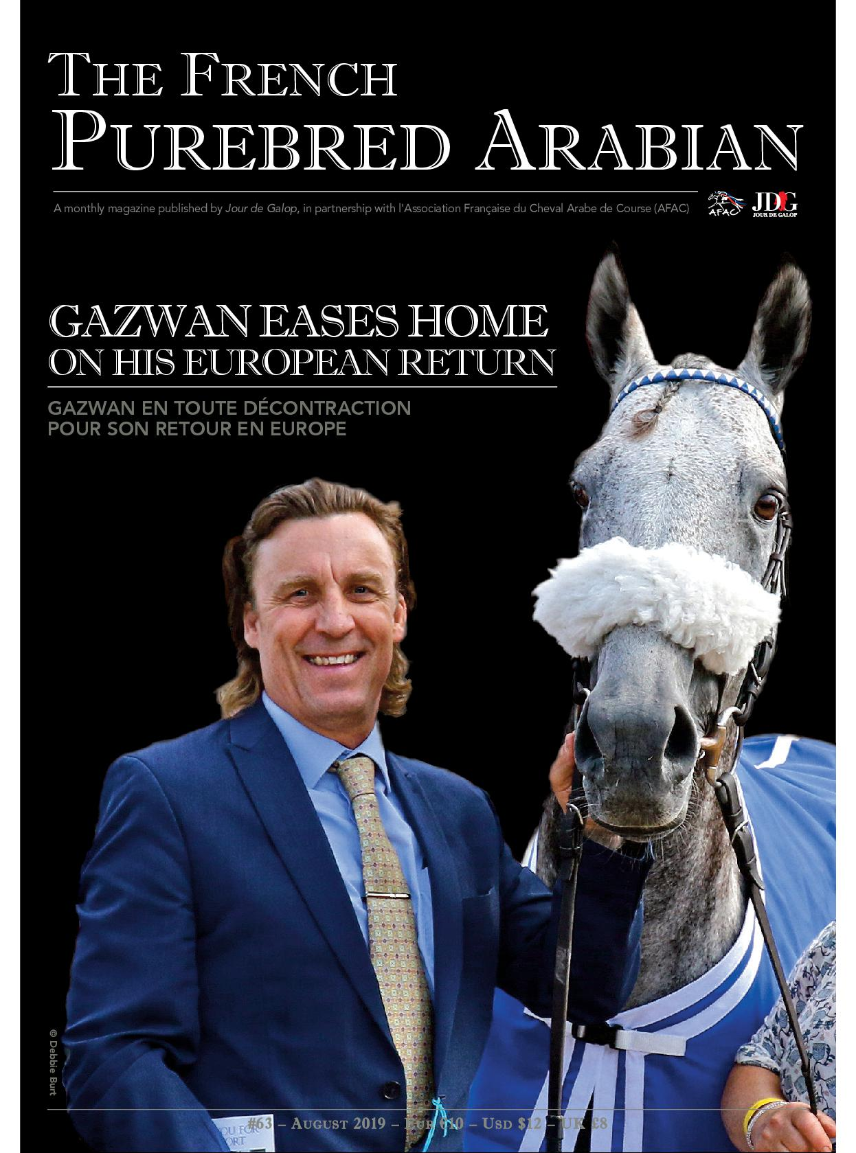 FPA#63 : Gazwan eases home on his European return