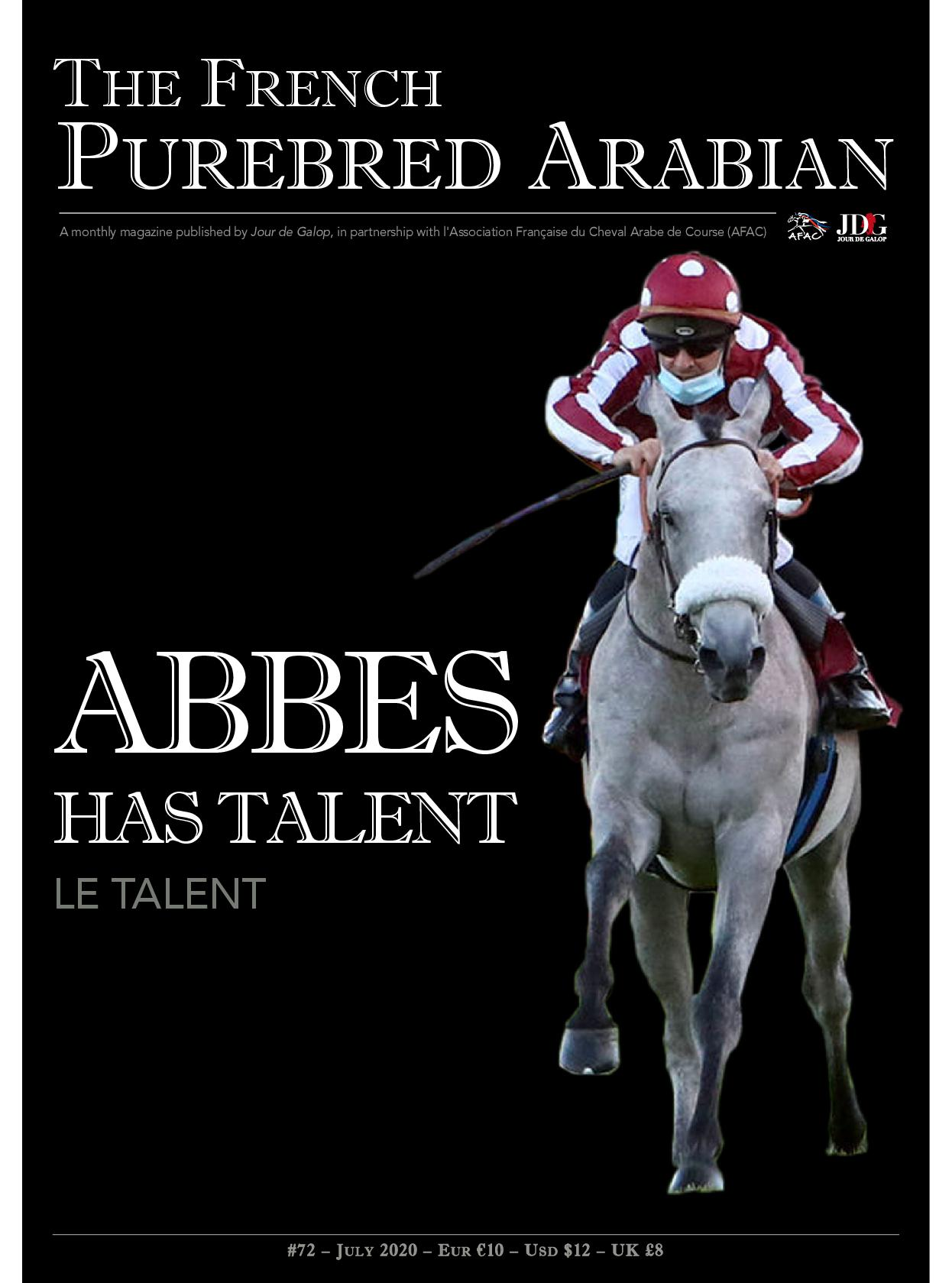 #72: Abbes has talent