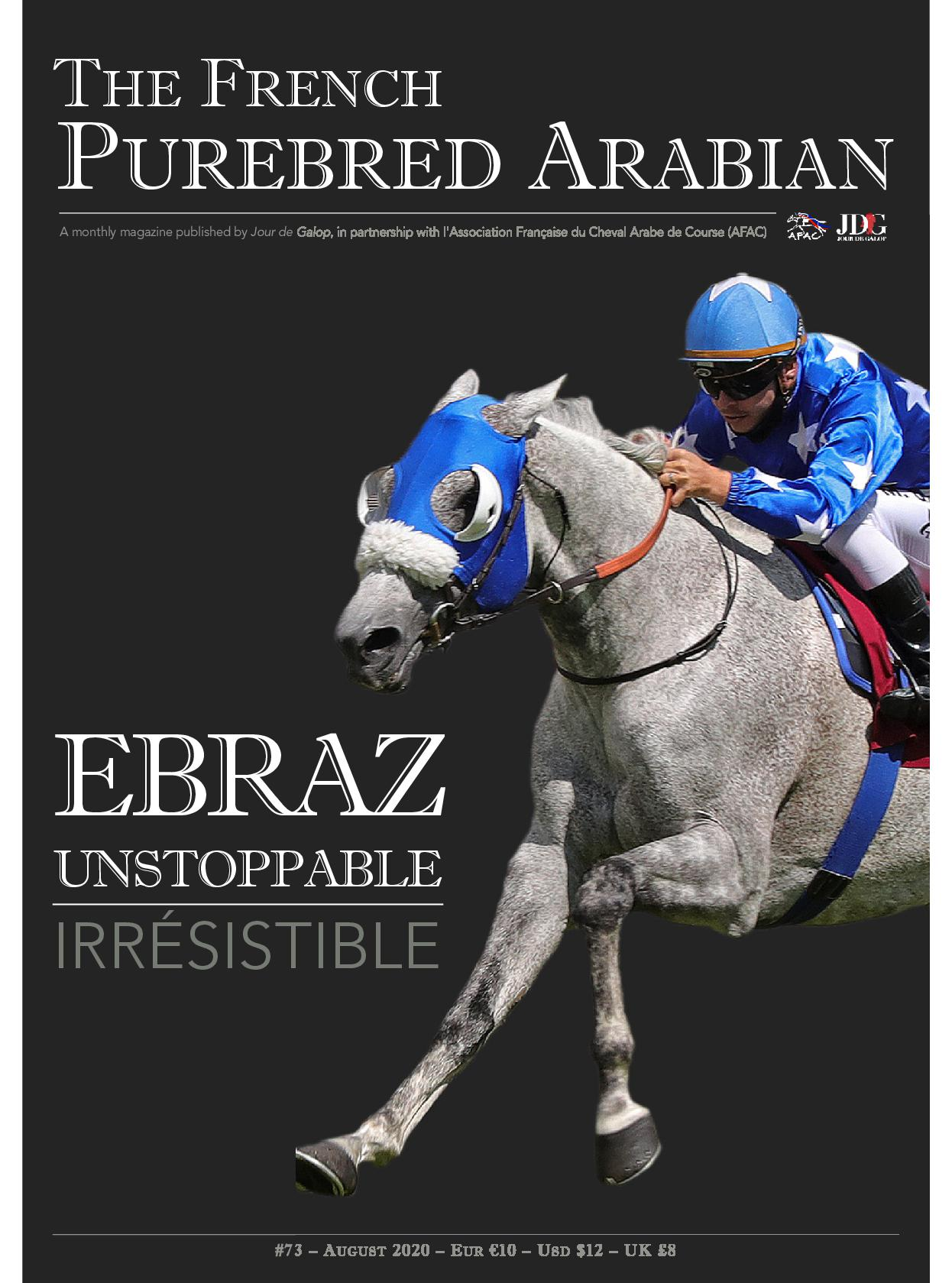 #73 : Ebraz, unstoppable