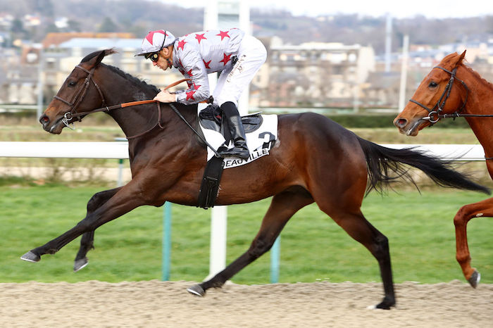Deutsches Derby (Gr1) : In Swoop et Frohsim en mission