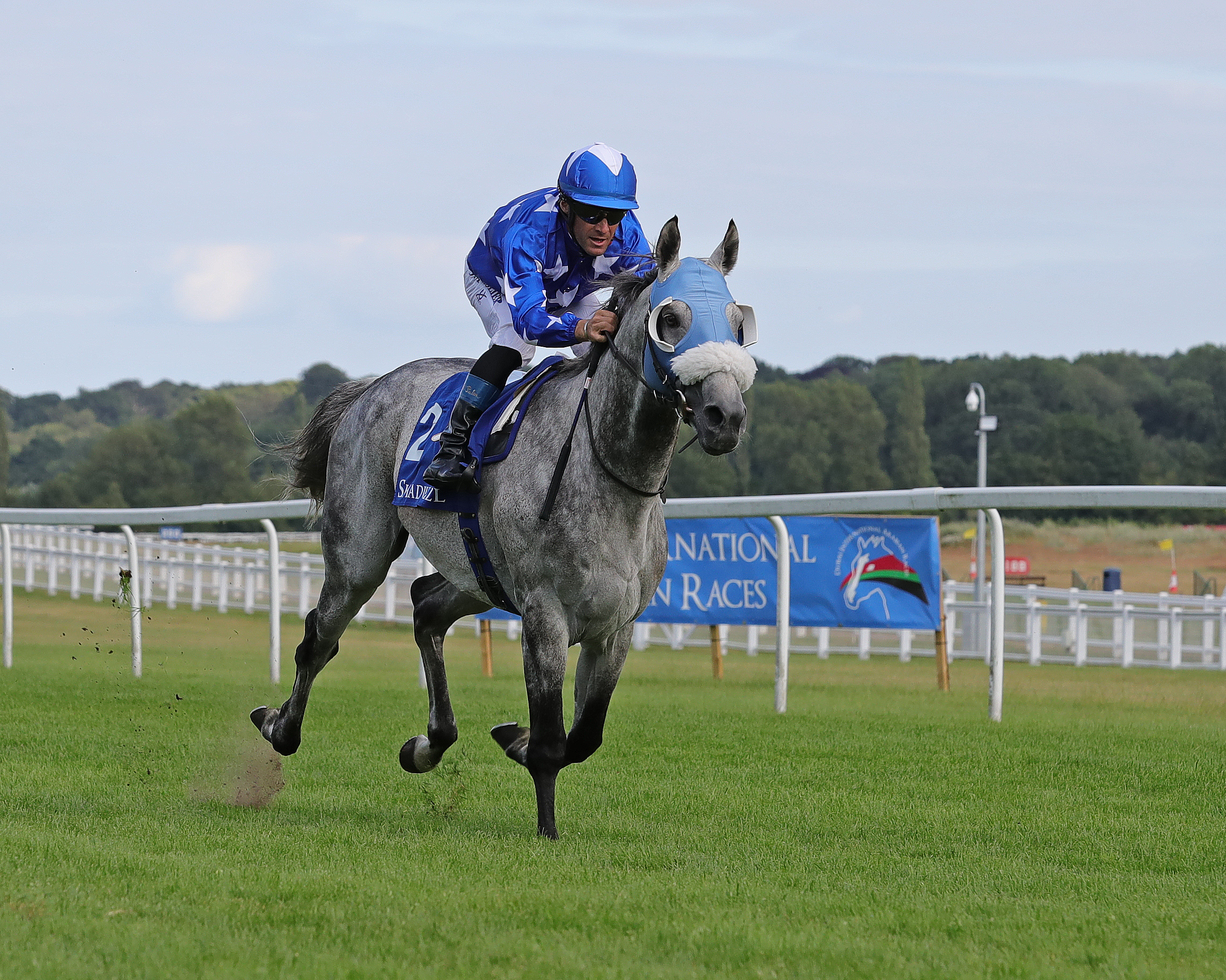 SHADWELL DUBAI INTERNATIONAL STAKES (Gr1 PA) - Gazwan en toute décontraction pour son retour en Europe