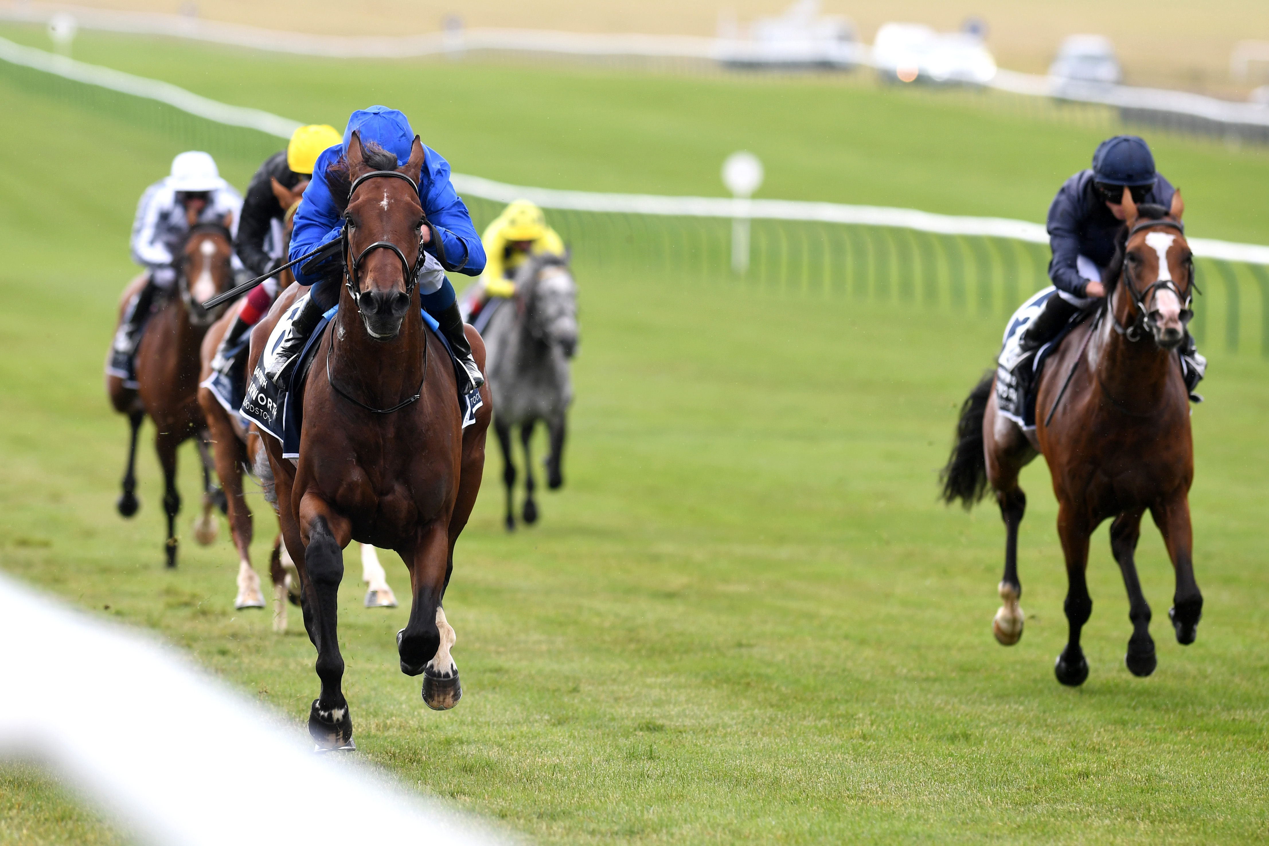 Coronation Cup (Gr1) - Ghaiyyath a (enfin) conquis l'Angleterre