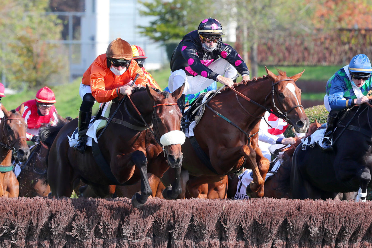 Good Ball rejoint l'effectif de Paul Nicholls