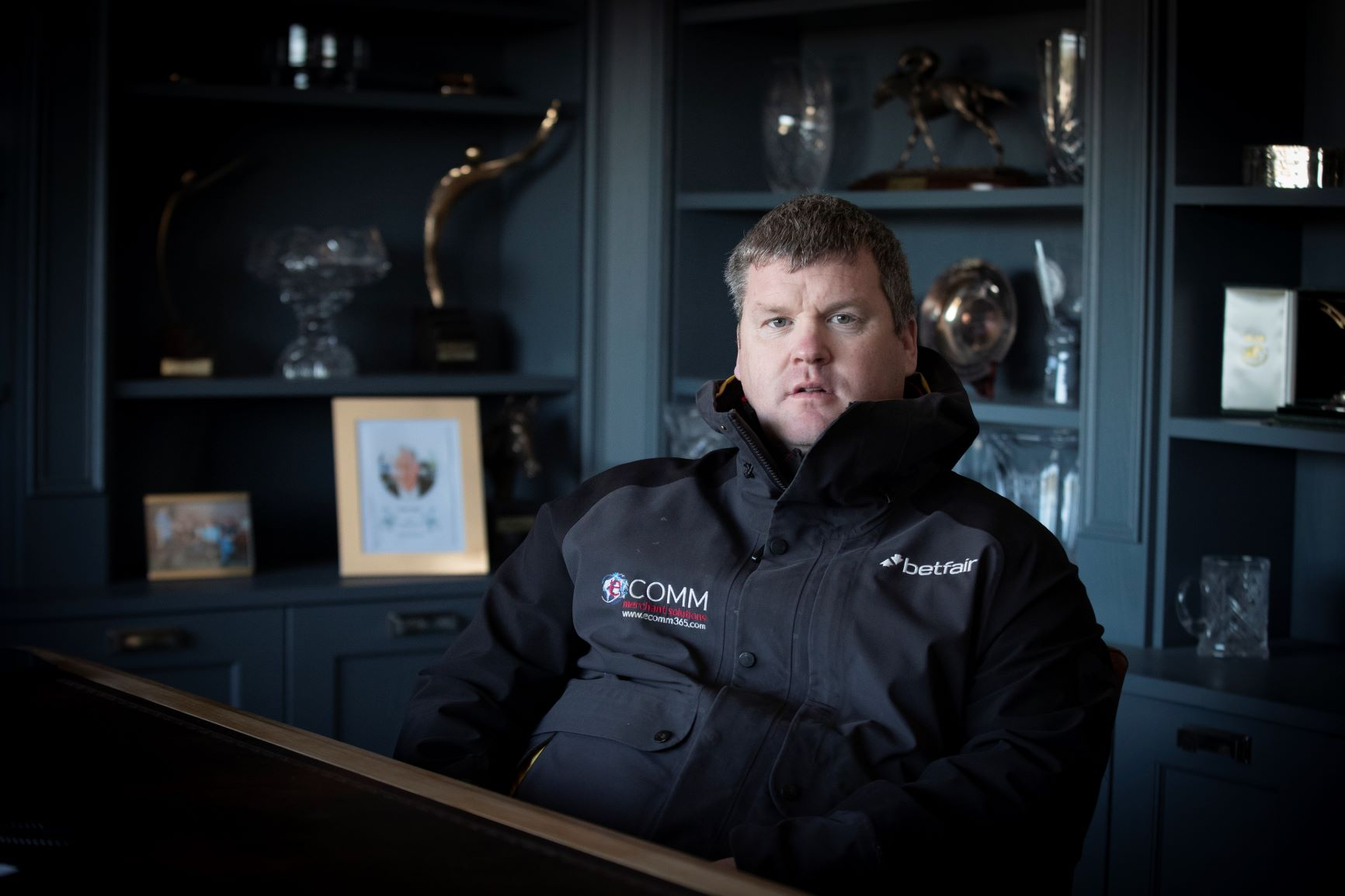 Affaire Gordon Elliott : un an de suspension dont six mois avec sursis