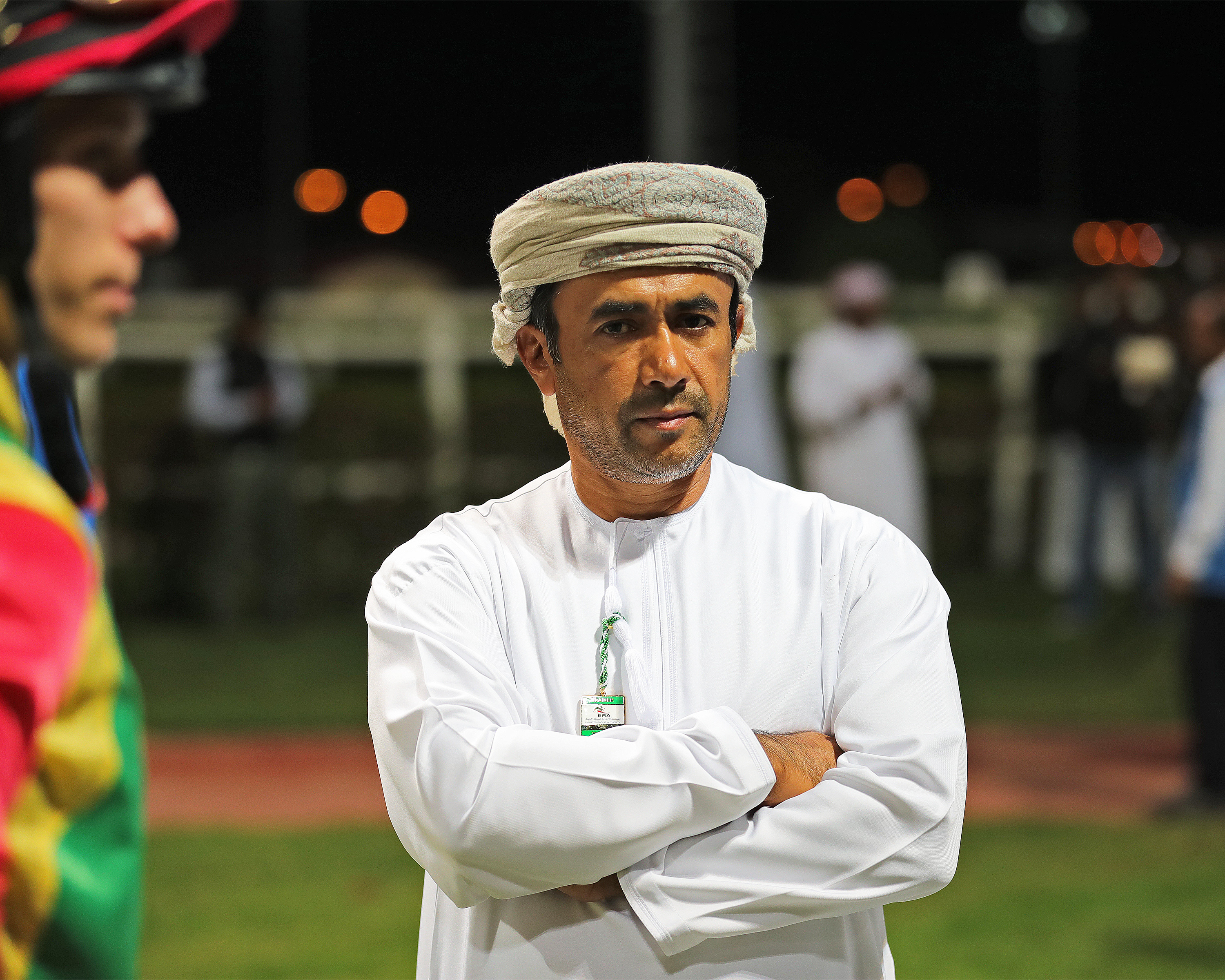 Ibrahim Al Hadhrami veut faire briller Oman à l'international