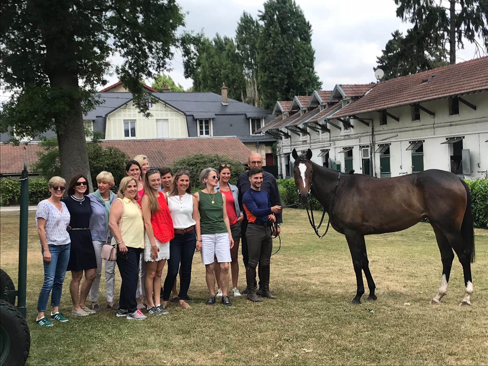 It's All About the Girls en France pour le Juddmonte Grand Prix de Paris