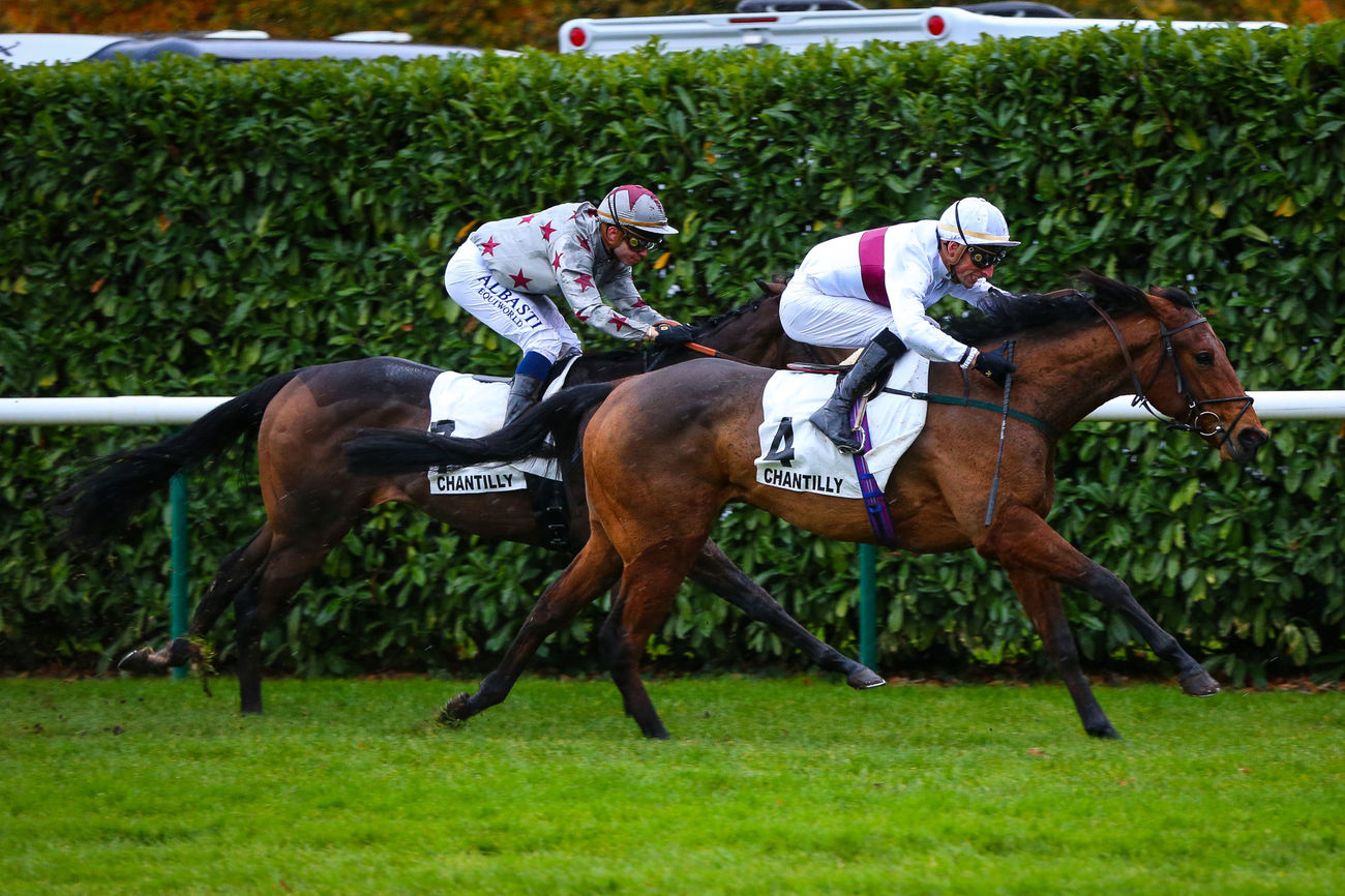 PRIX YACOWLEF (Listed) - Keep Busy ou la victoire d'une stakhanoviste