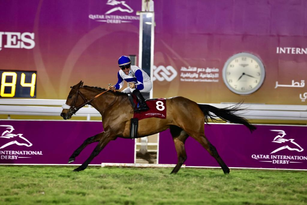 QATAR DERBY: LADY PRINCESS RACKS UP THE WINS